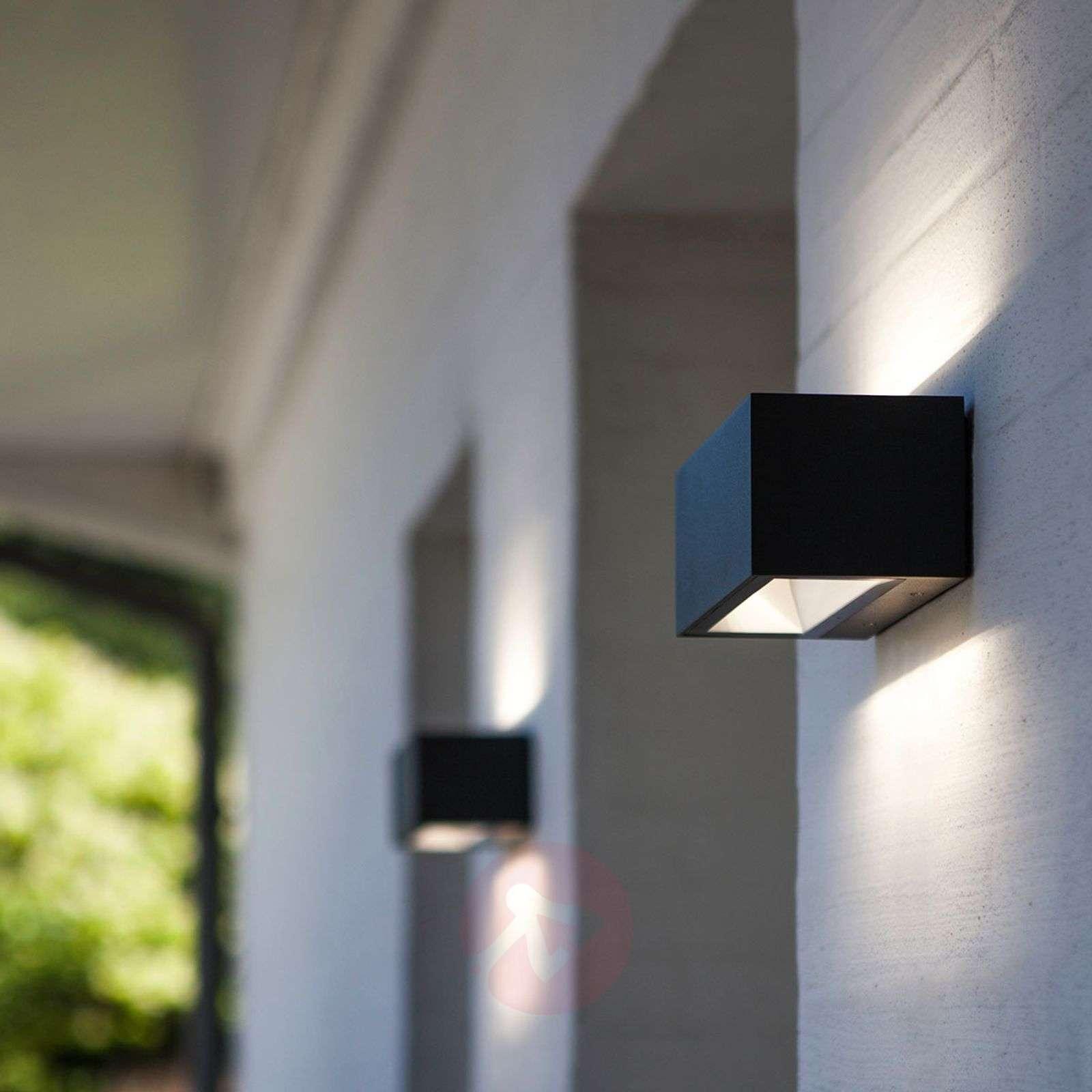 Moderni LED-ulkoseinävalaisin Nomra IP54-3006208-03