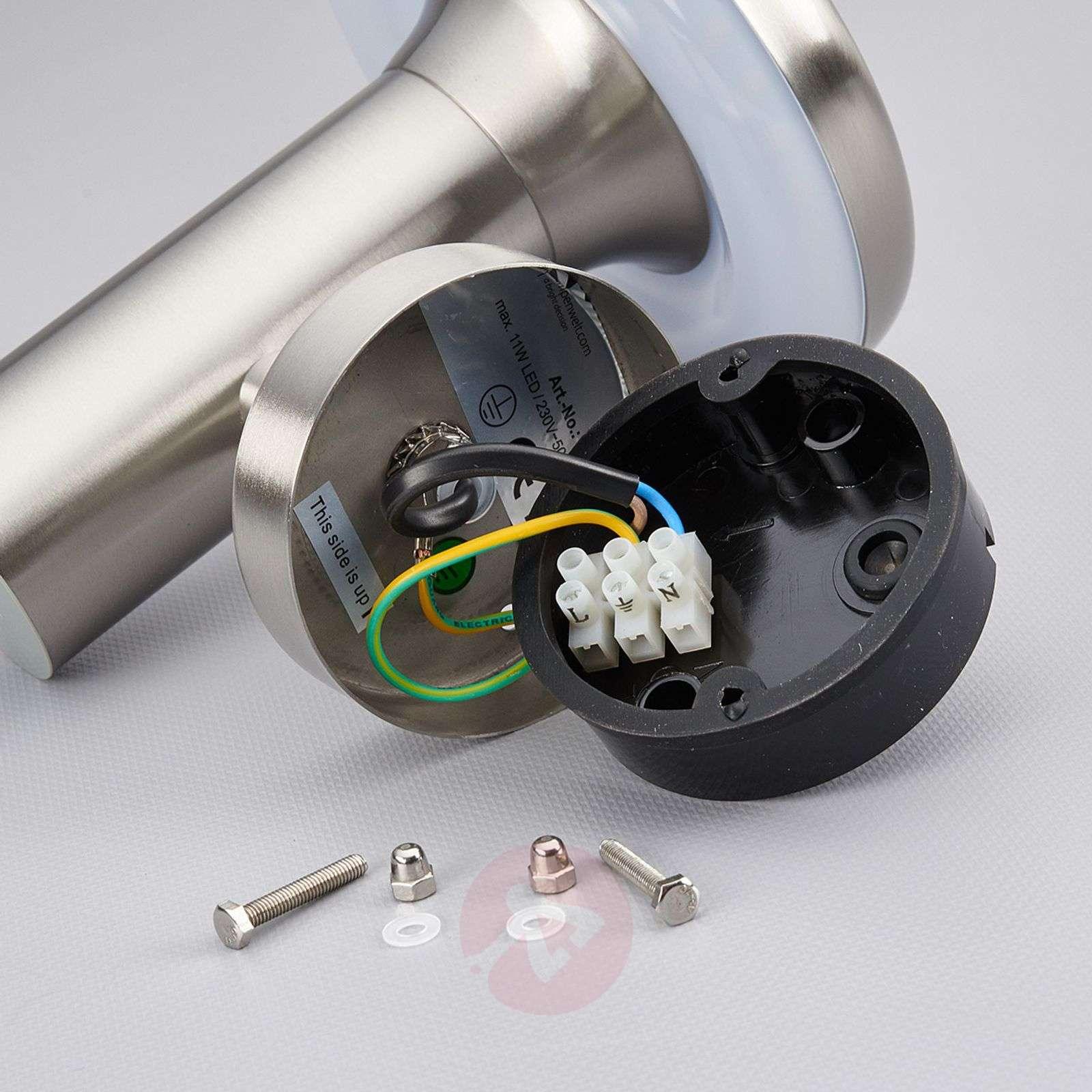 Moderni LED-ulkoseinävalaisin Pepina-9988011-01