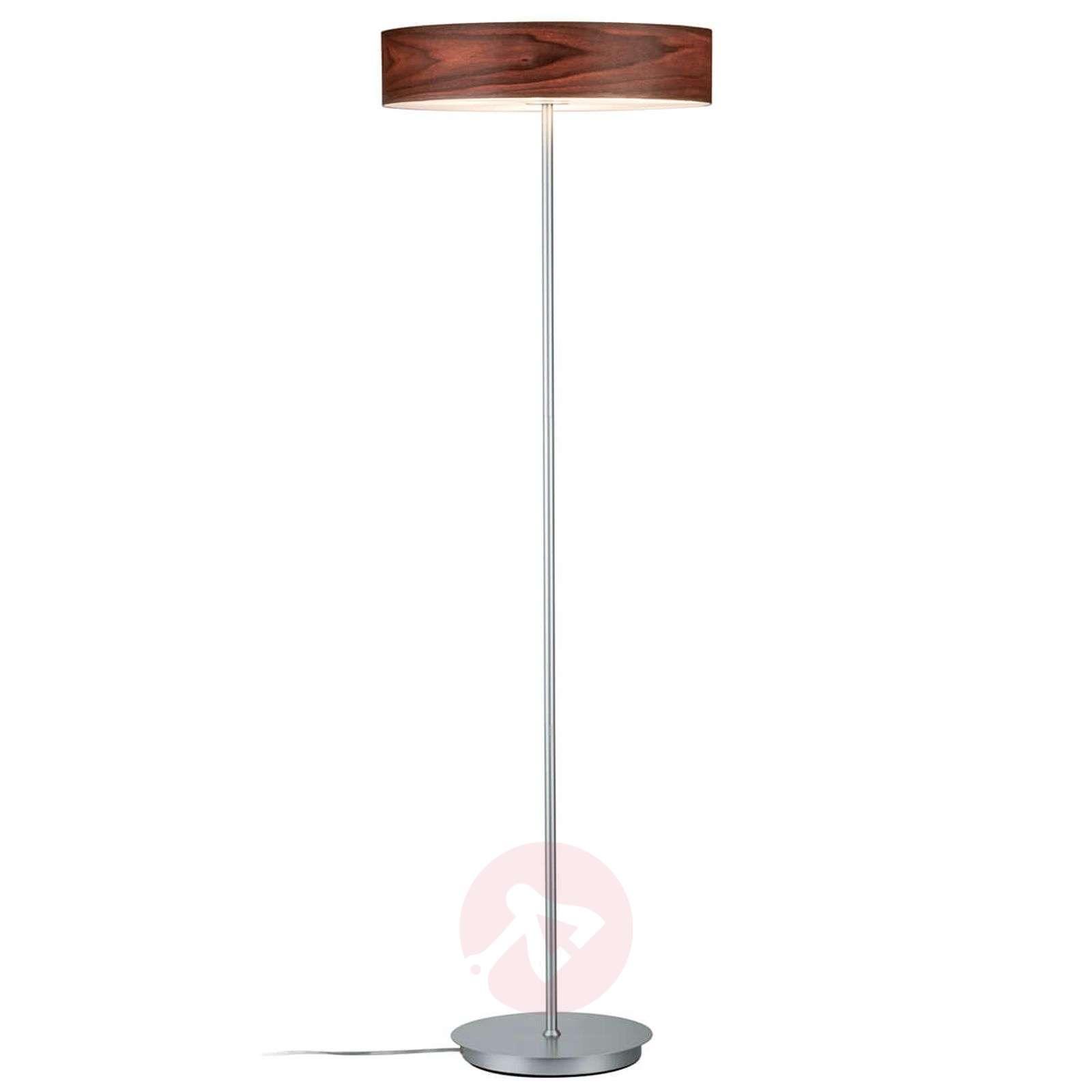Moderni Liska-lattiavalaisin, puuvarjostin-7601065-01