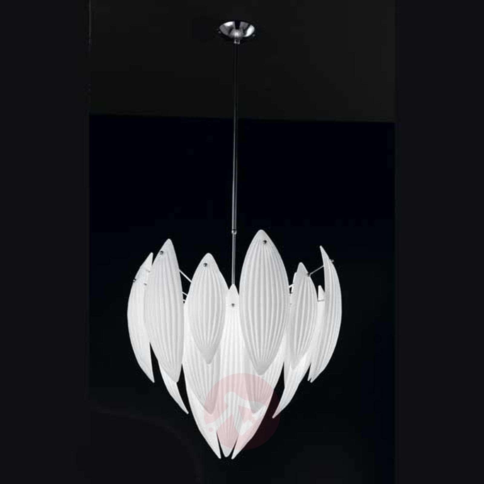 Moderni Paradise-riippuvalaisin 62 cm, kromi-5015057-01