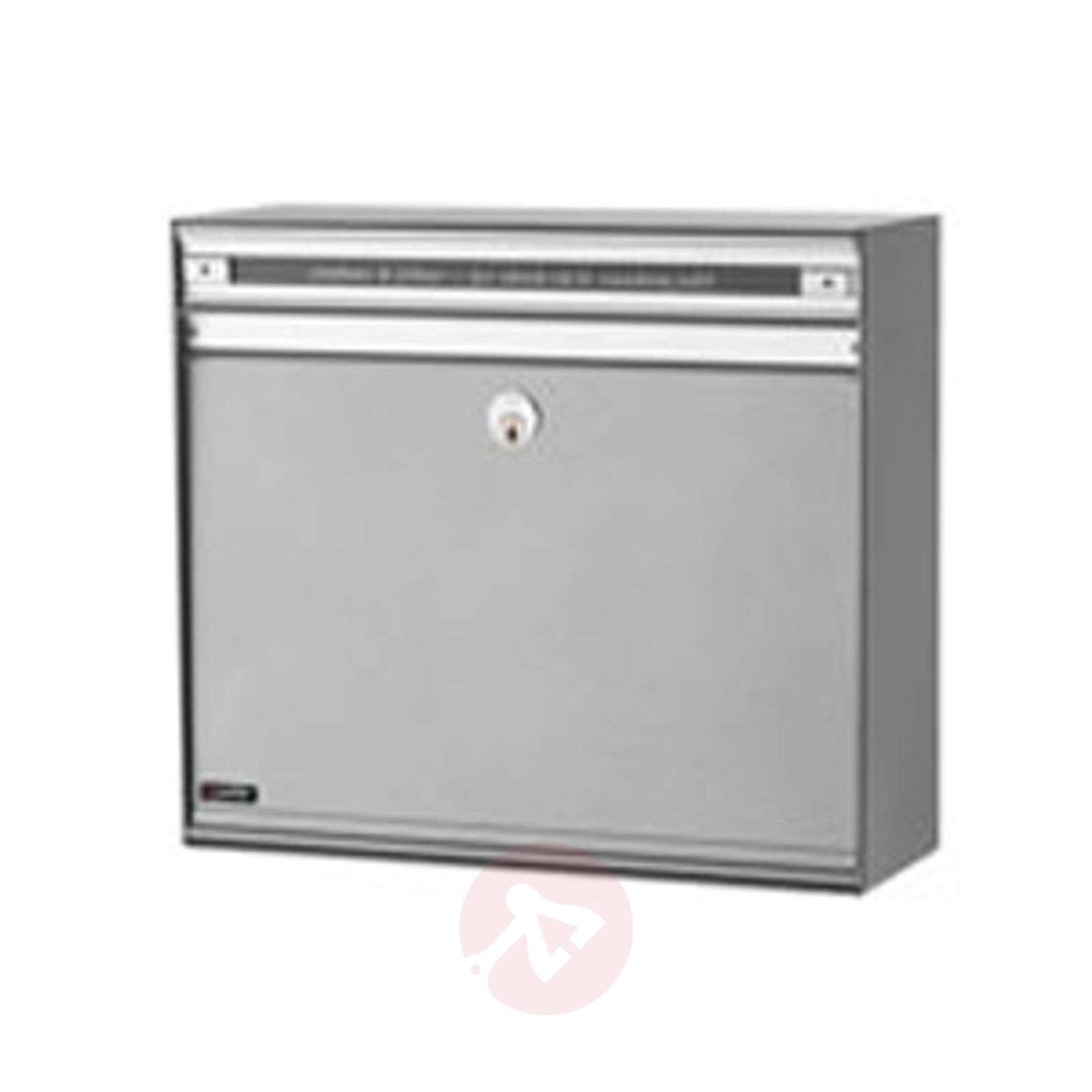 Monipuolinen SC135-postilaatikko alumiinietuosalla-1045046X-01
