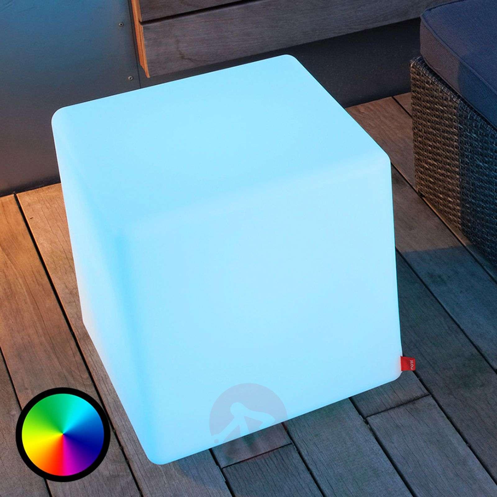 Monitoiminen CUBE Outdoor LED-ulkokoristevalaisin-6537023-01