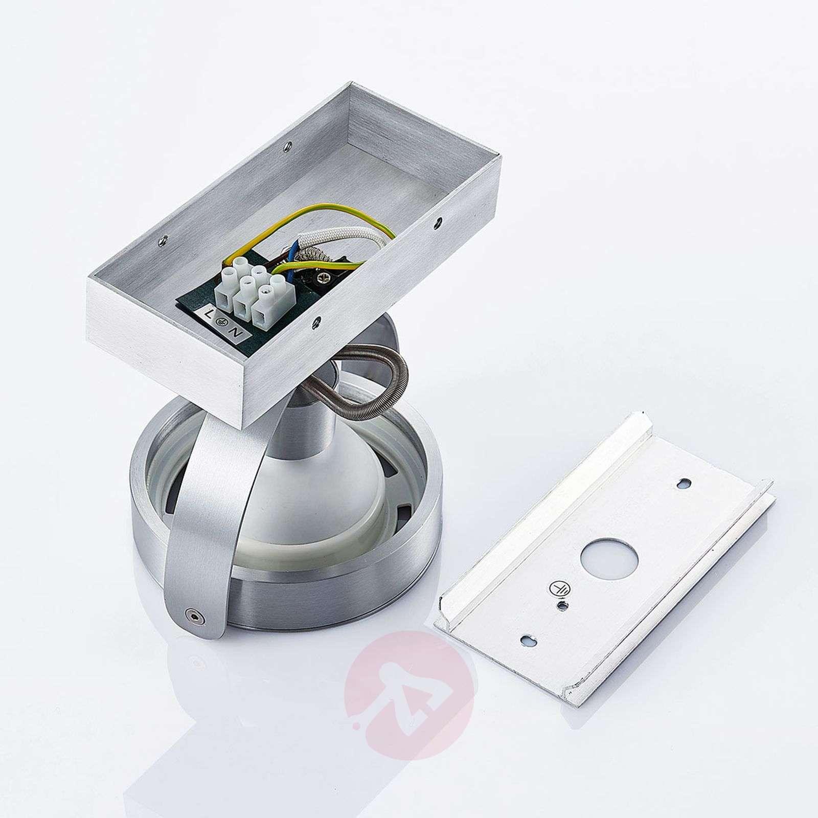 Munin alumiini-kohdevalaisin LED-lampulla-9621876-03