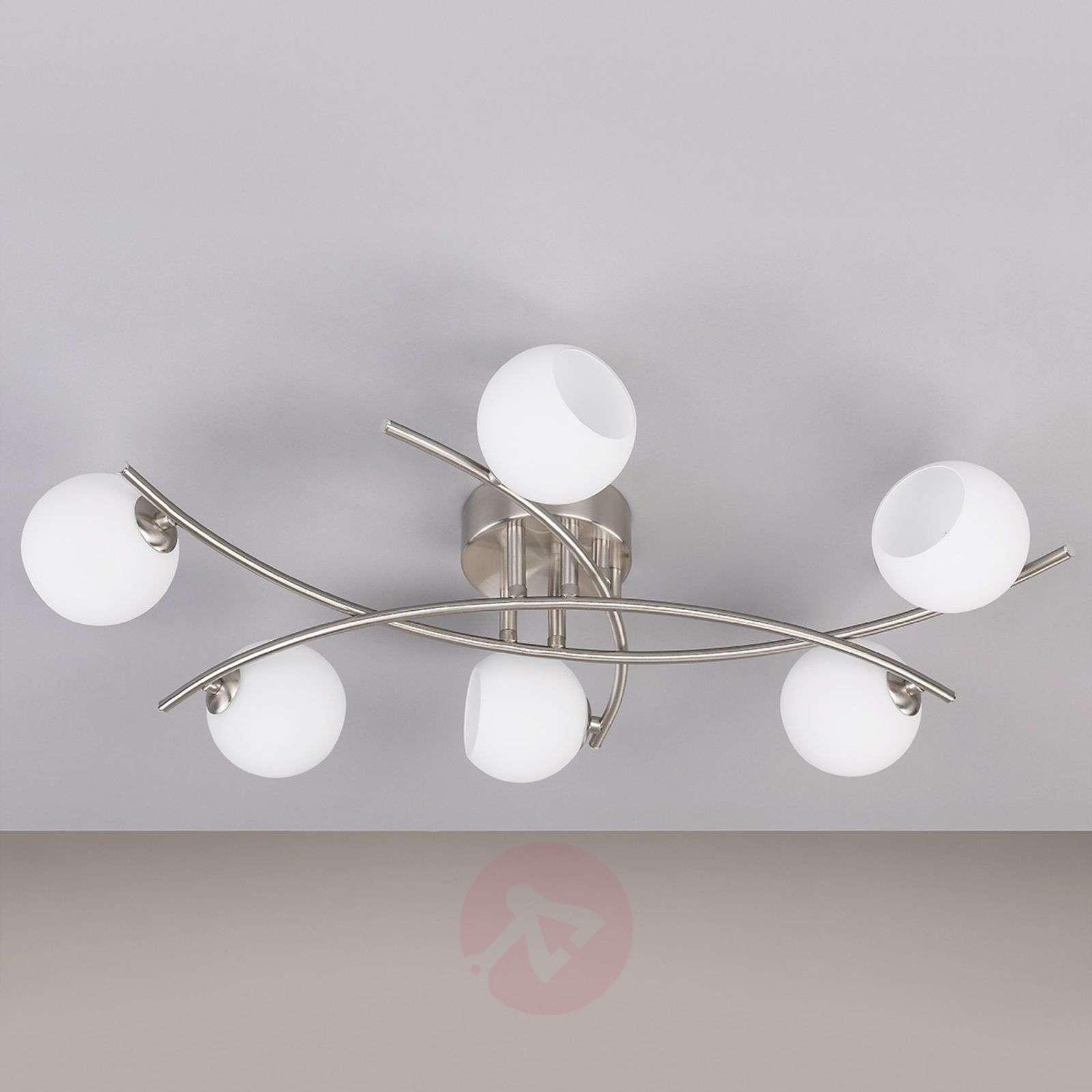 Muriel olohuoneen opaalilasinen kattovalaisin-9620572-01