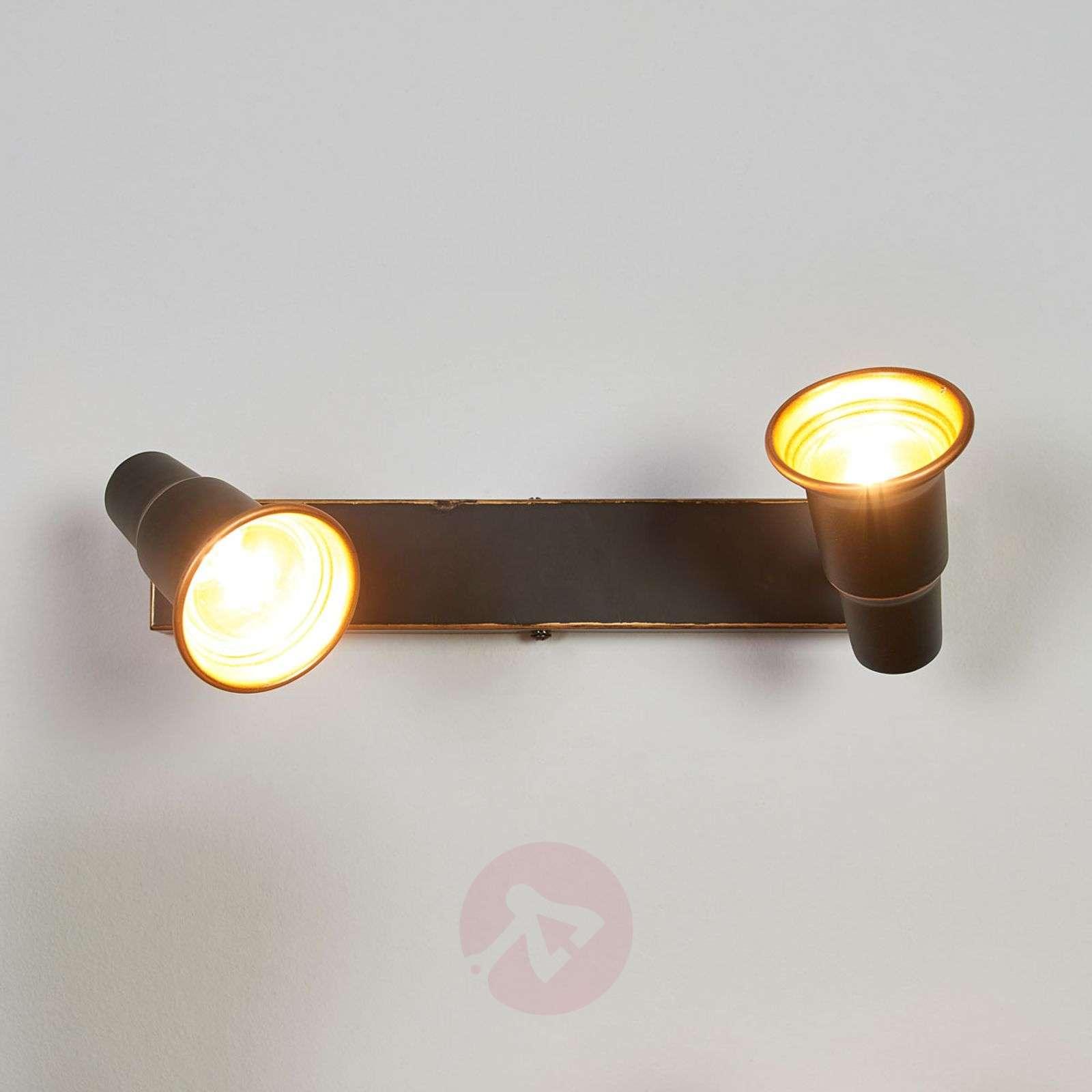 Musta Arielle-kattovalaisin, kaksilamppuinen-9639102-01