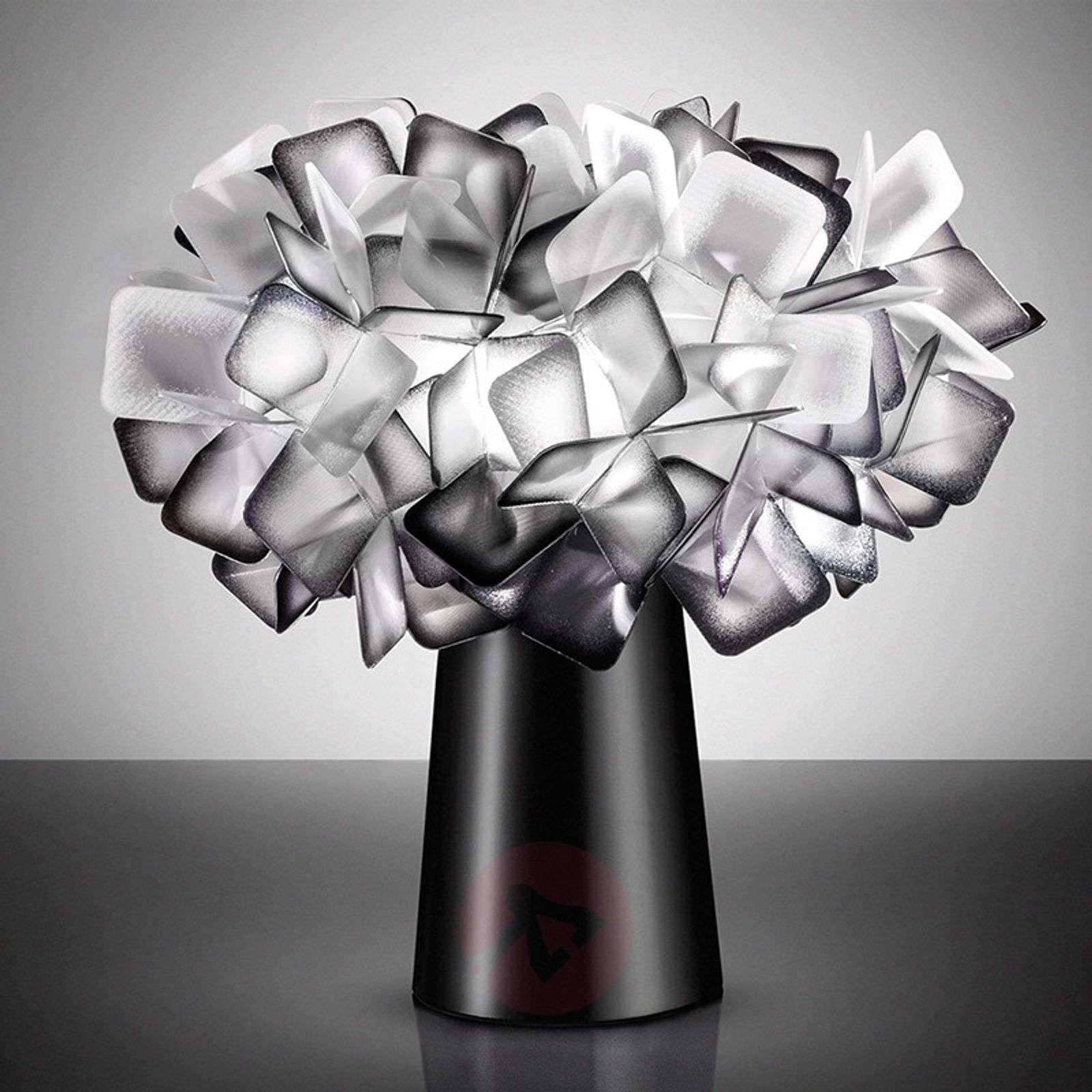 Musta design-pöytävalaisin Clizia-8503254-01