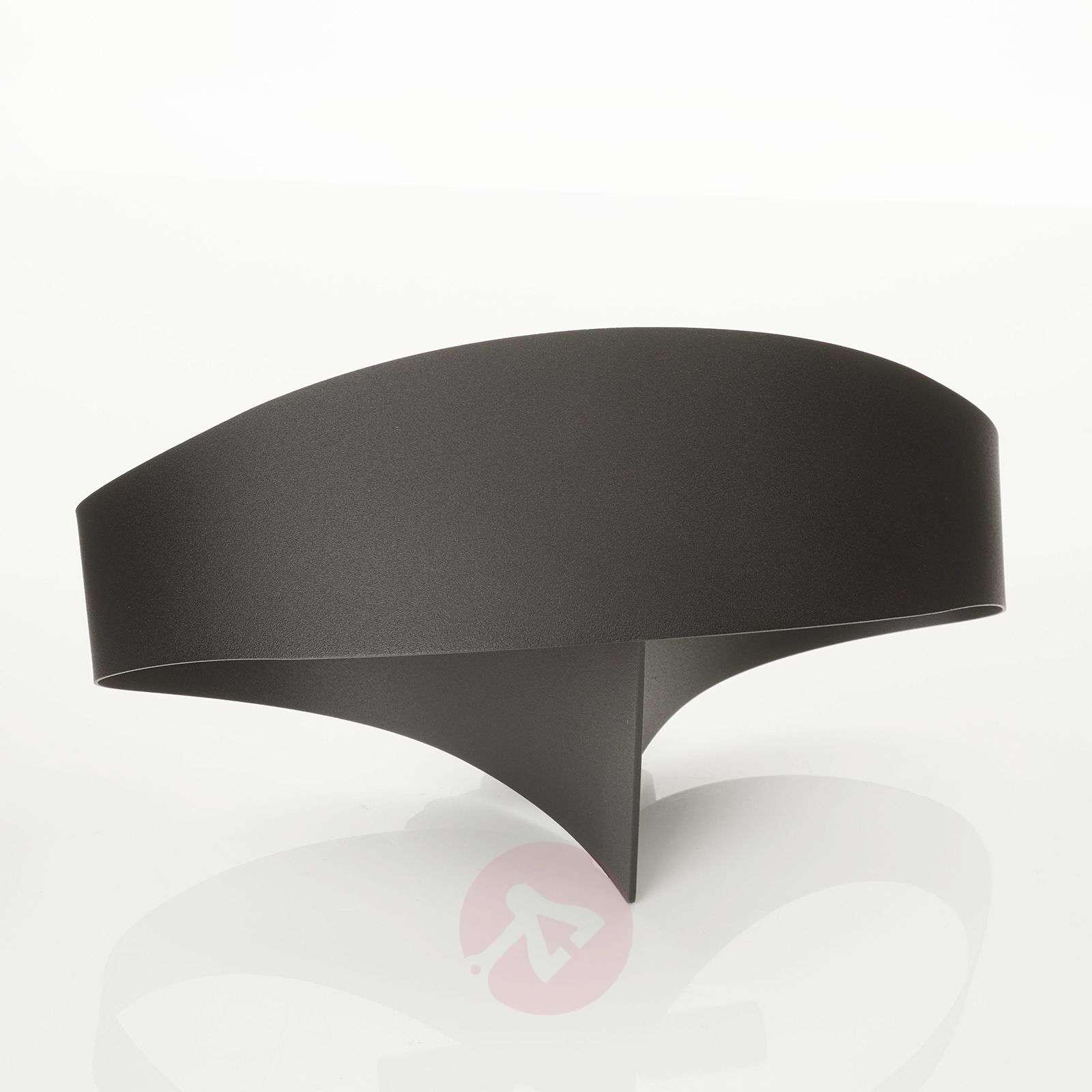 Musta designer-seinävalaisin Scudo-8525697-01