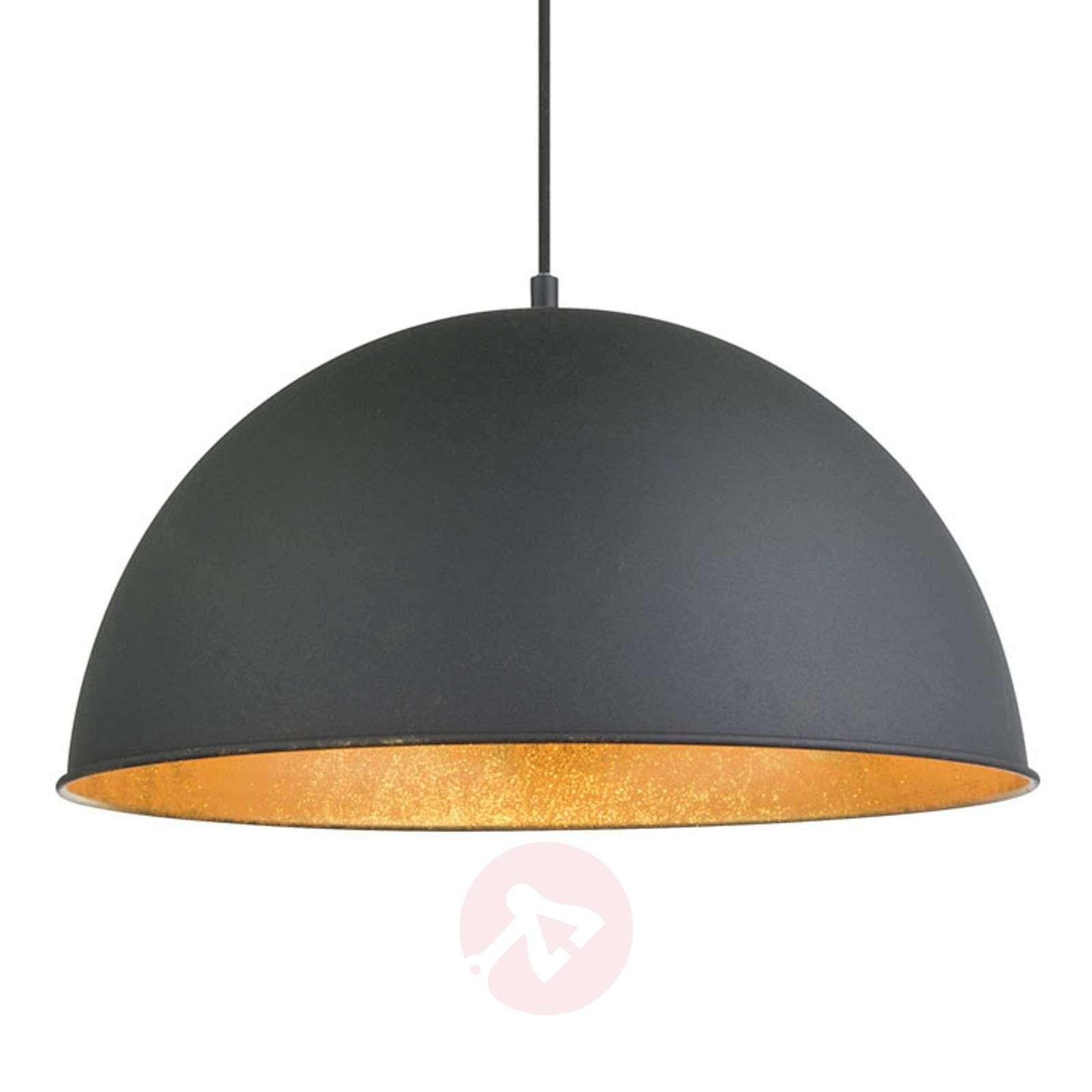 Musta ja kultainen riippuvalaisin Lenn-4015064-01