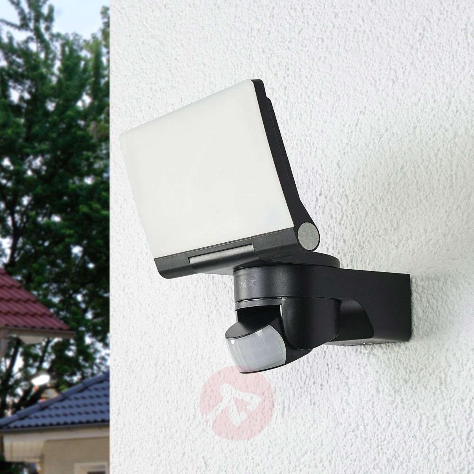 Musta LED-ulkoseinävalaisin XLED Home 2, tunnist.-8505693-01
