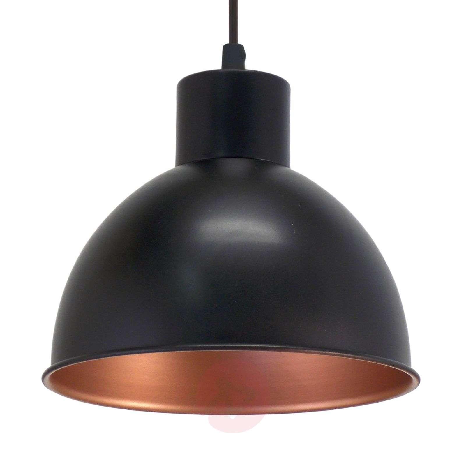 Musta riippuvalaisin Andrin sisäpuoli kuparia-3031601-01
