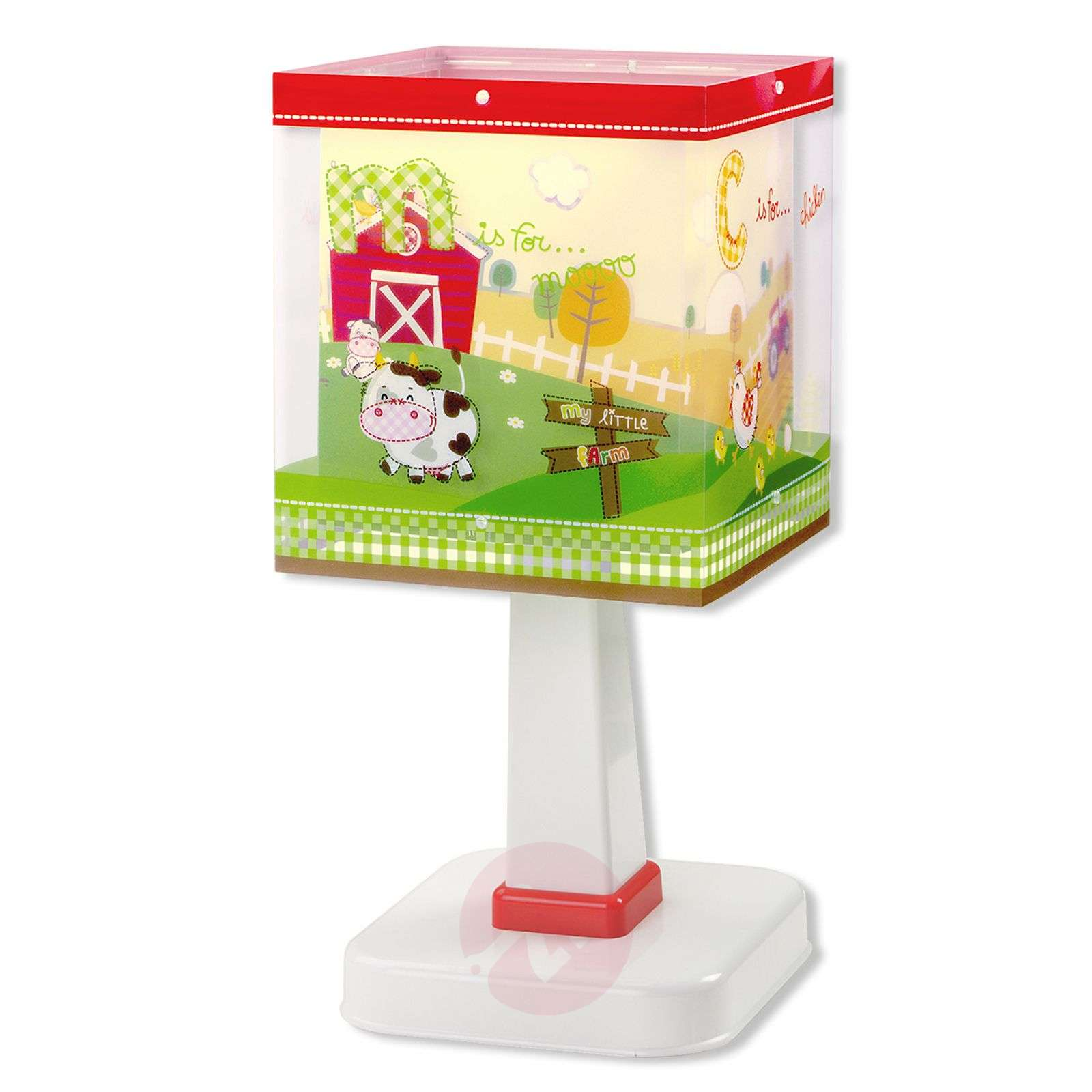My Little Farm – lastenhuoneen pöytävalaisin-2507352-01