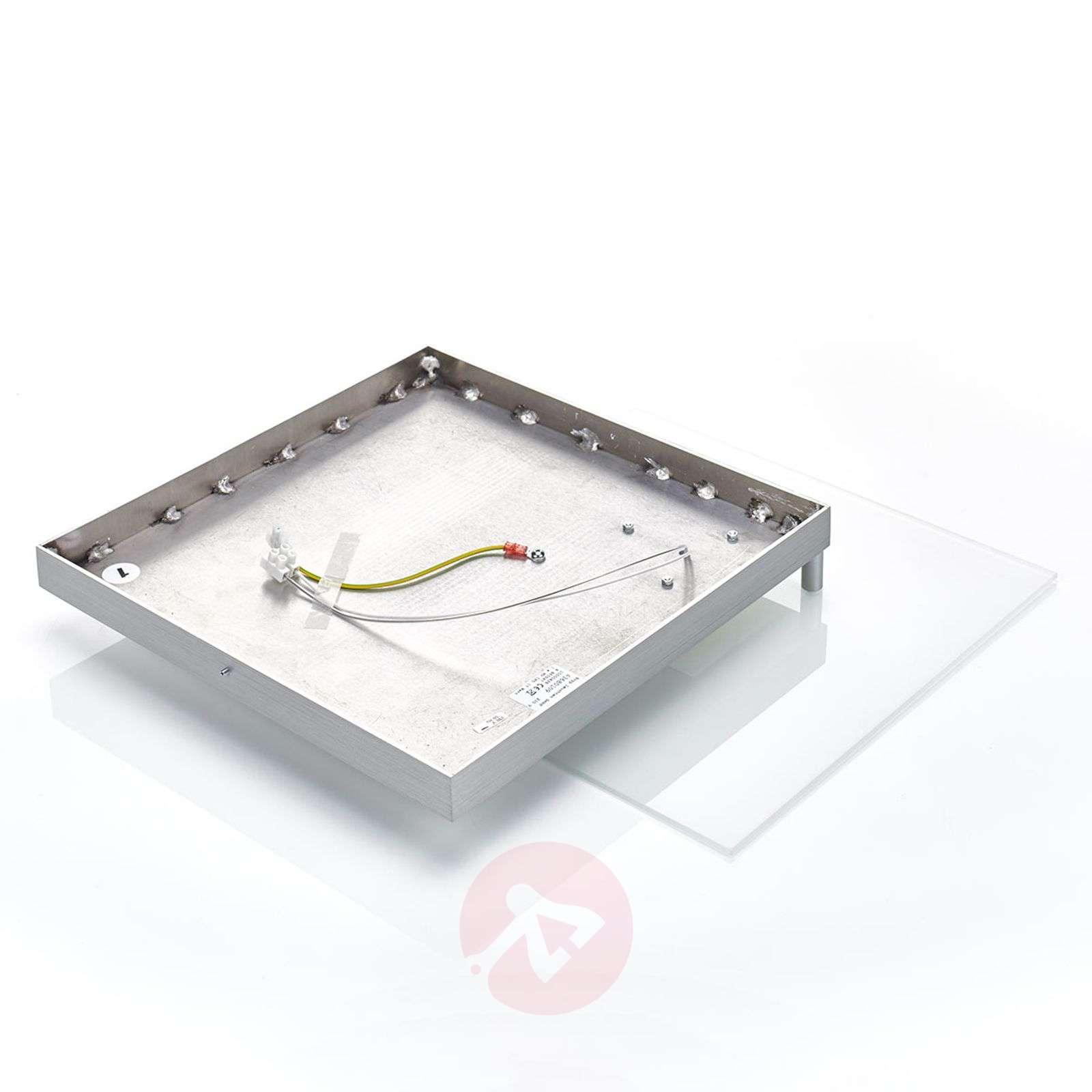Näyttävä LED-kattovalaisin Flat, himmennettävä-1556101-01