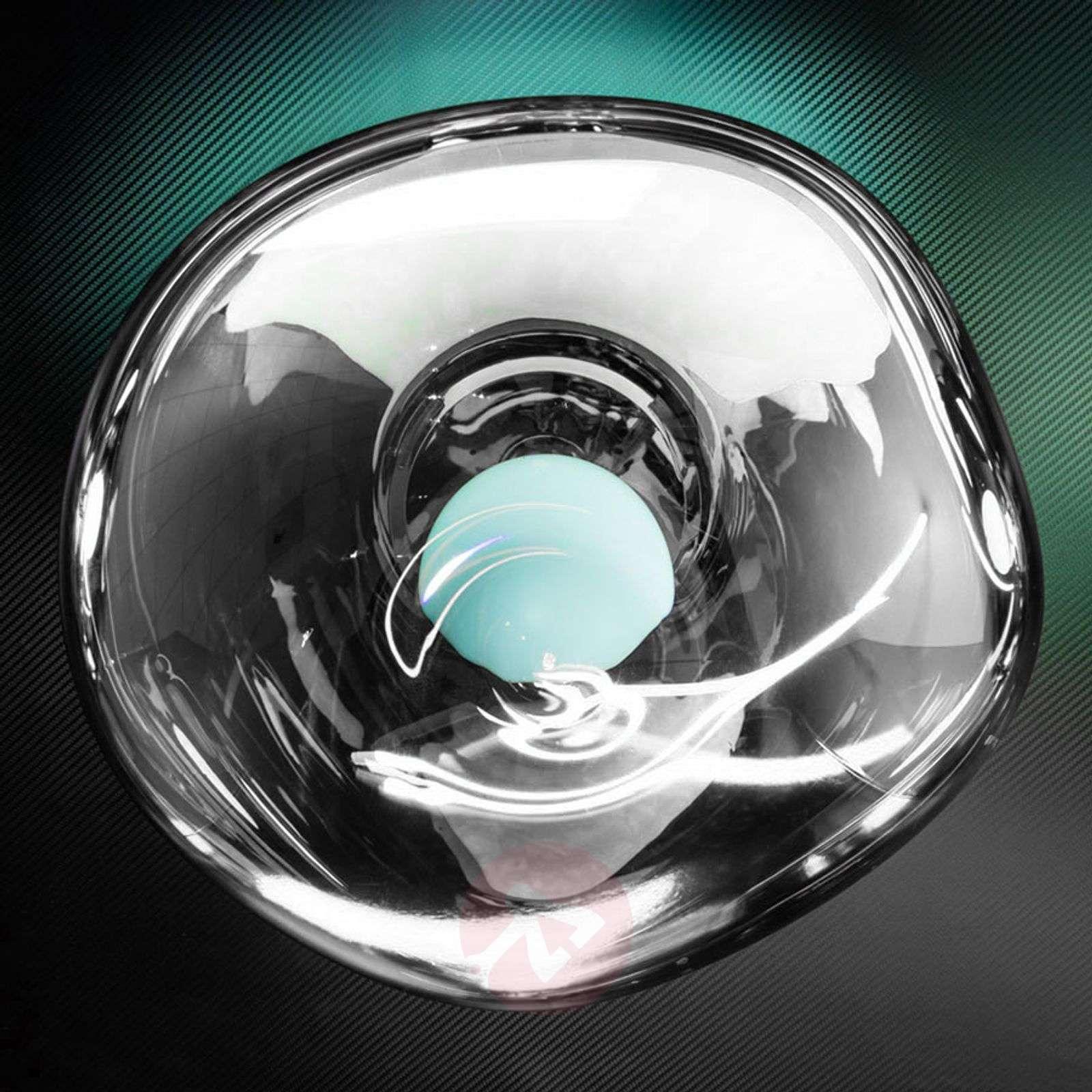 Näyttävä Melt Surface-kattovalaisin, IP44-9043047X-01
