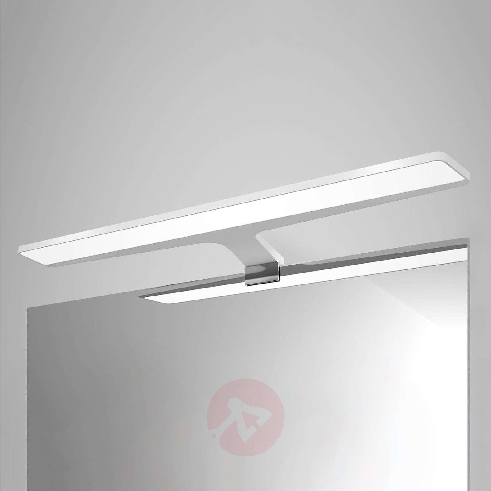 Nayra – valkoinen LED-peilivalaisin-3052041-05