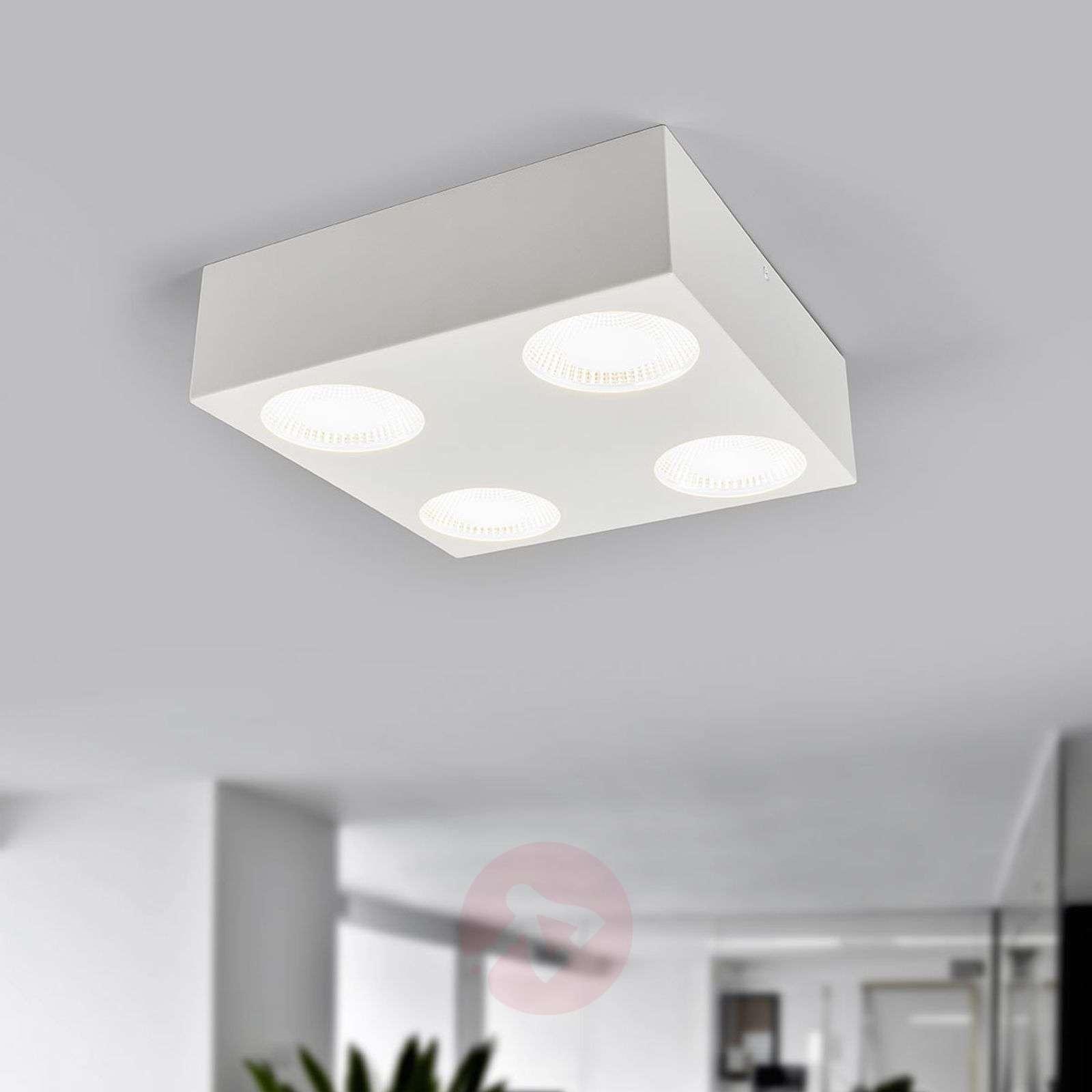 Nelikulmainen LED-kattovalaisin Sonja-1558145-02