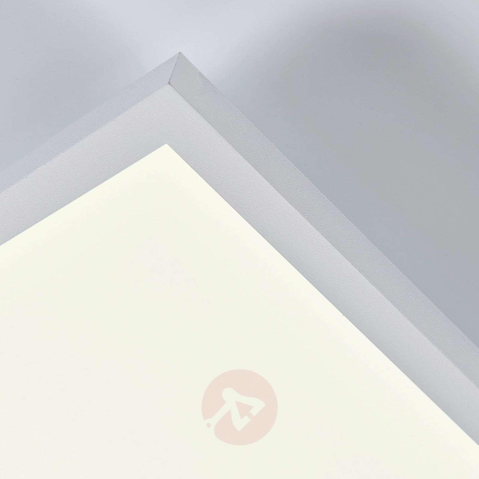 Nelikulmainen LED-paneeli Philia, 40cm, 3000-6000K-9621212-011