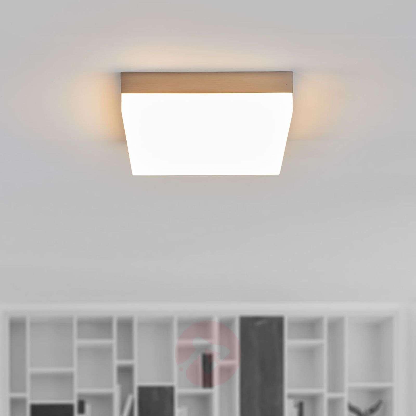 Nelikulmainen Nieke-LED-kattolamppu-9994108-02