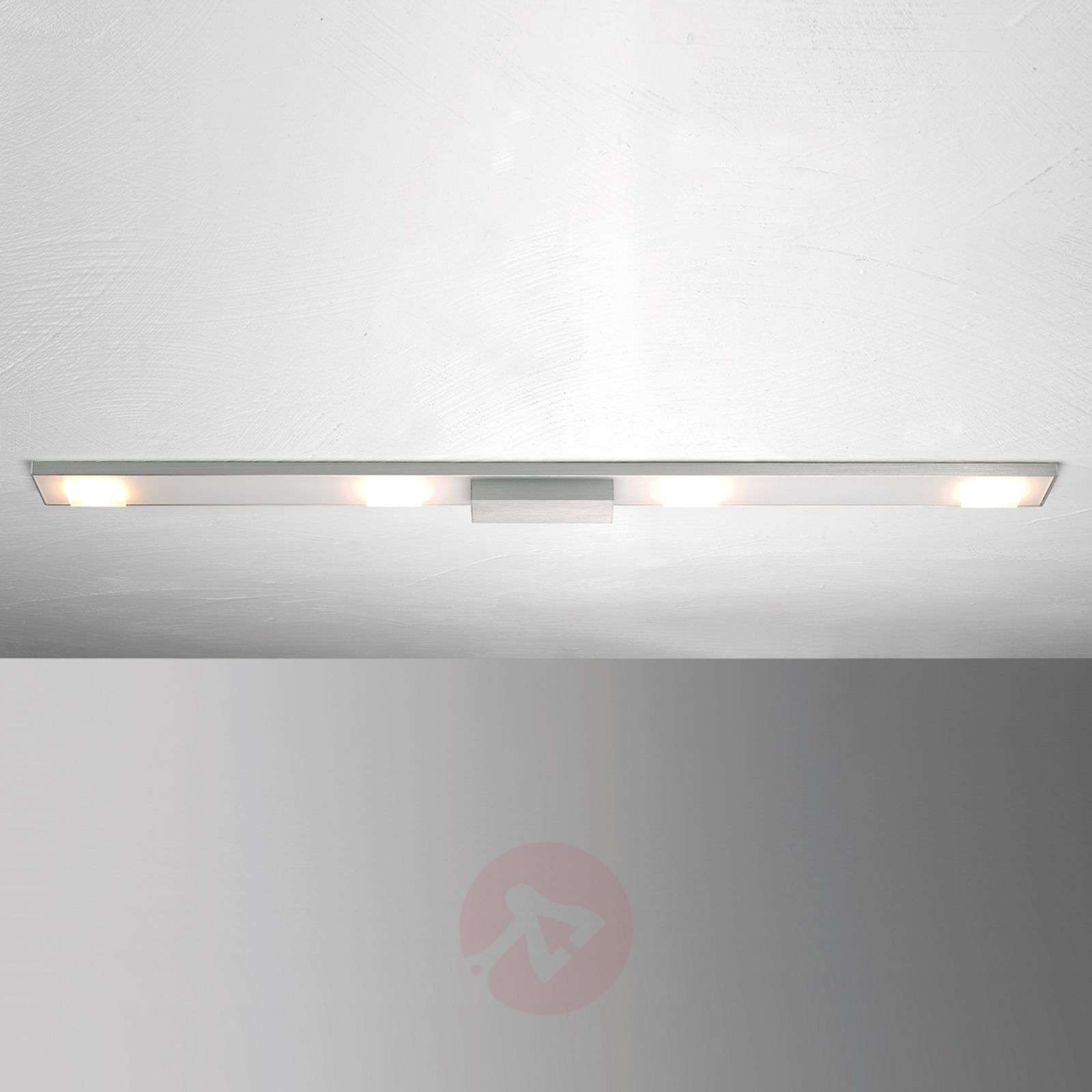 Nelilamppuinen LED-kattovalaisin Slight-1556156X-01