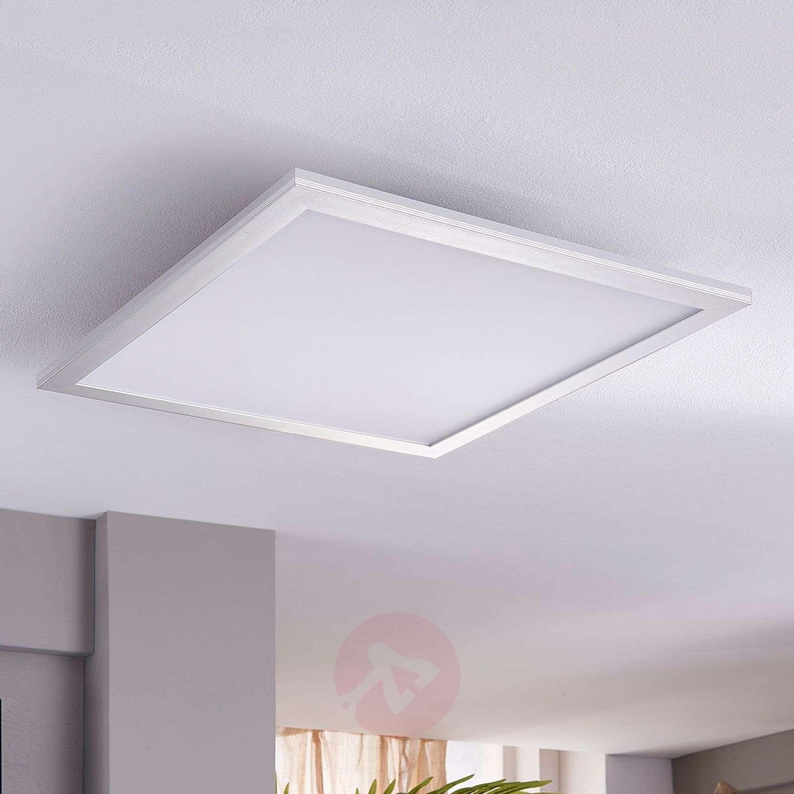 Neliskulmainen LED-kattovalaisin Livel, 28W-9956001-01