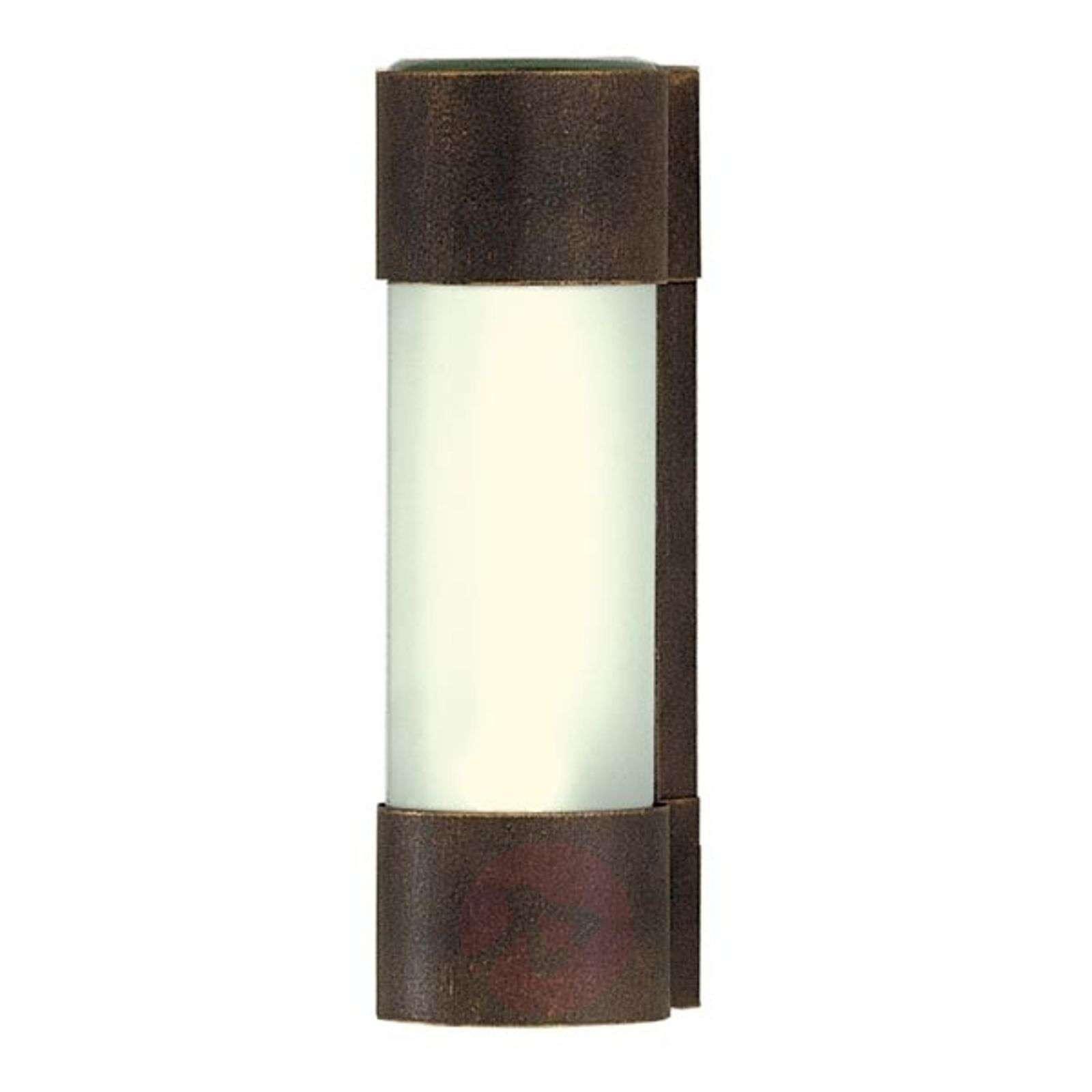 NEPTO-seinävalaisin, ruskea-kultainen patinointi-4502191-01