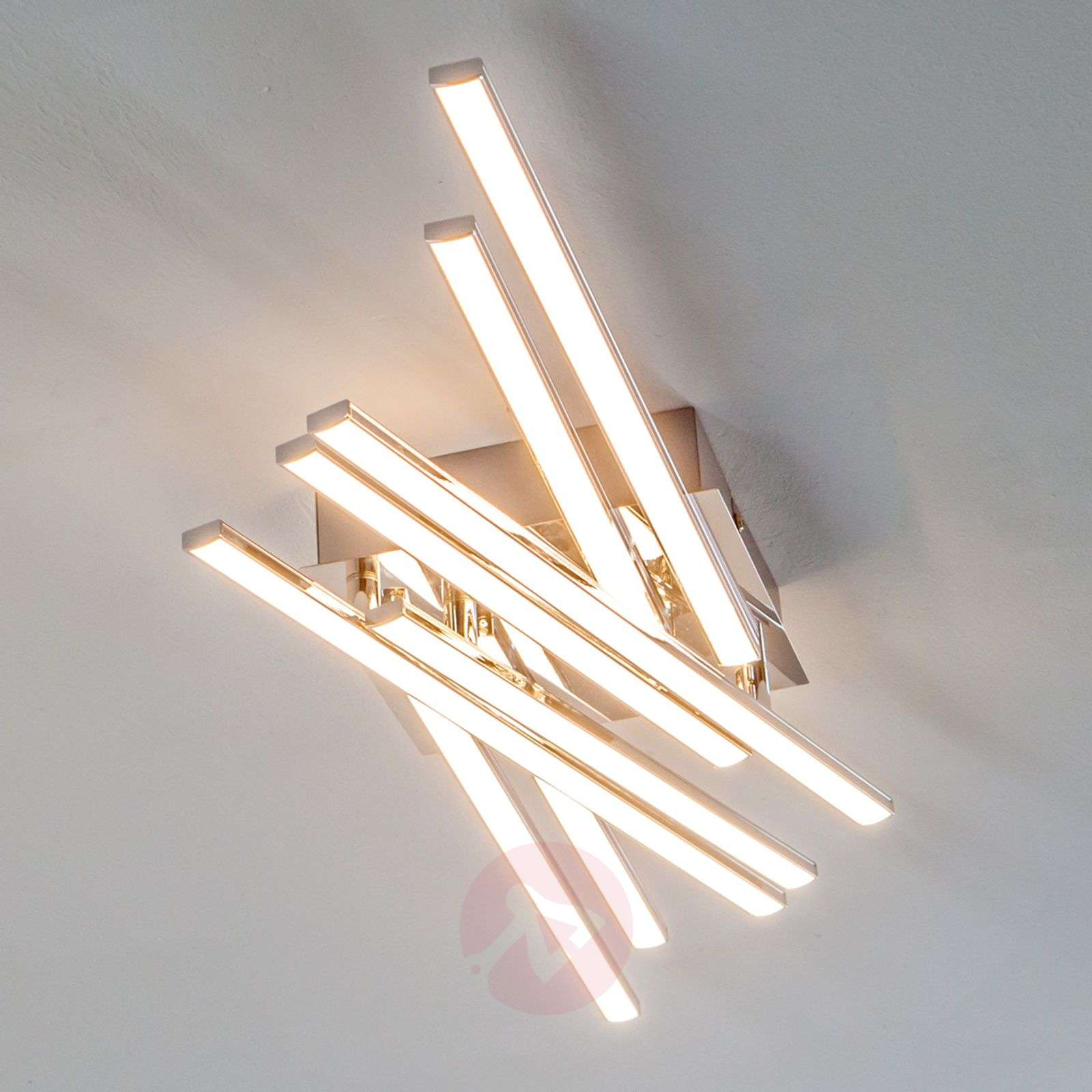 Nikan – LED-kattovalaisin, 8-tankoinen-9970097-02