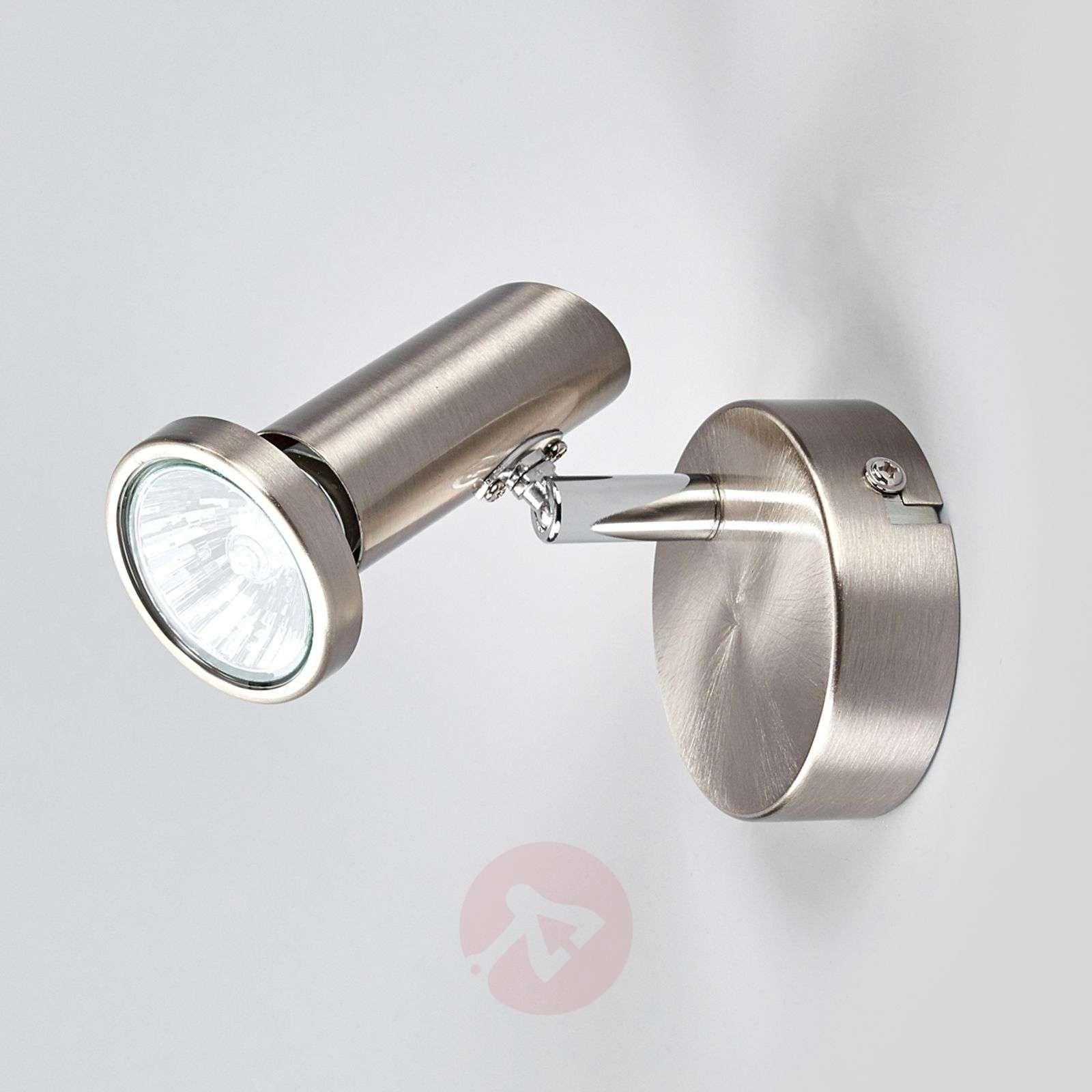 Nikkelin värinen Cosma LED-seinävalaisin-9970069-01