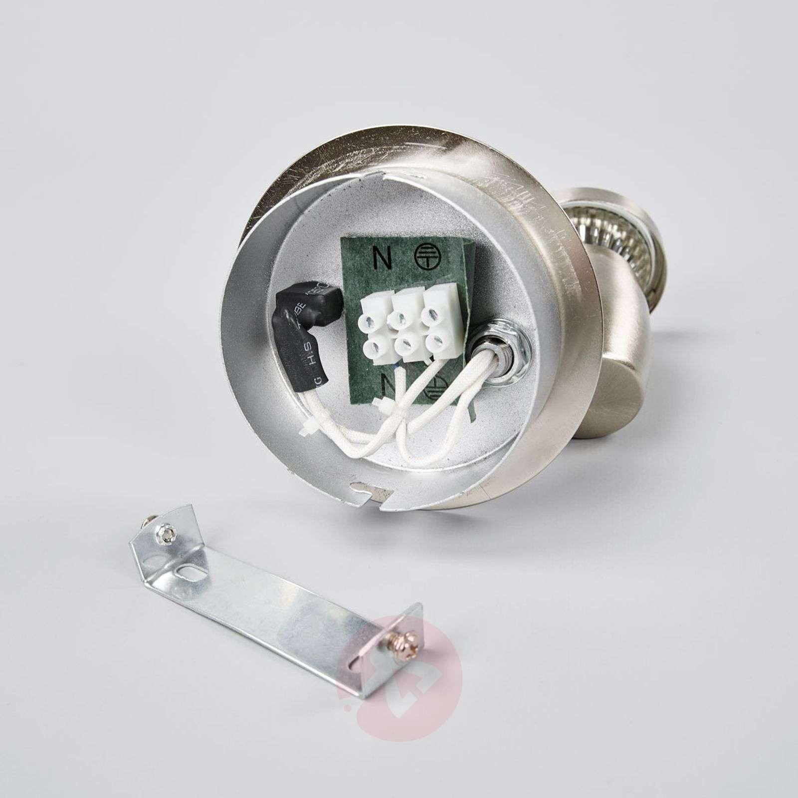 Nikkelöity LED-seinäkohdevalaisin Celestine-9954017-02