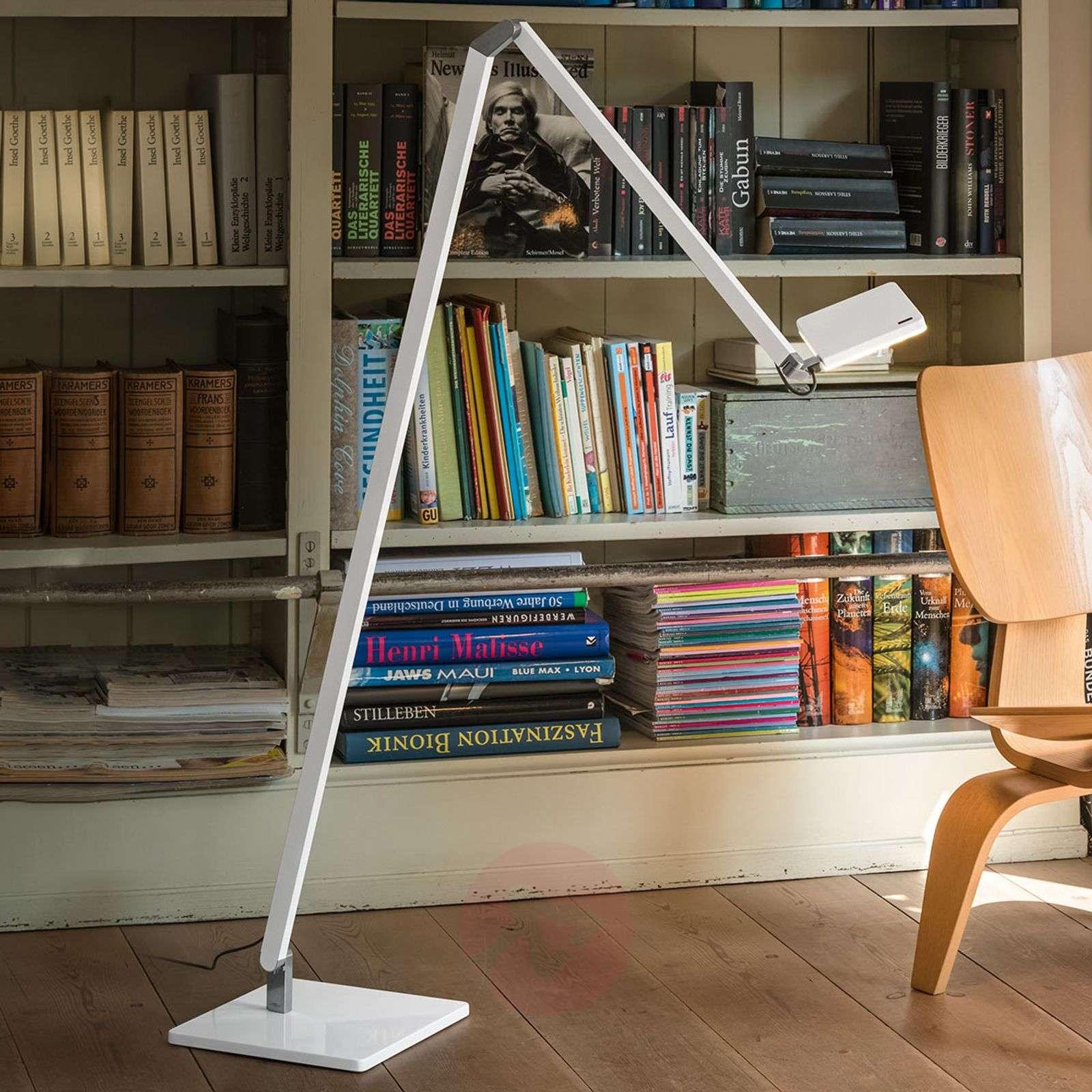 Nimbus Roxxane Home LED-lukuvalo, korkeak. valk.-7018004-01