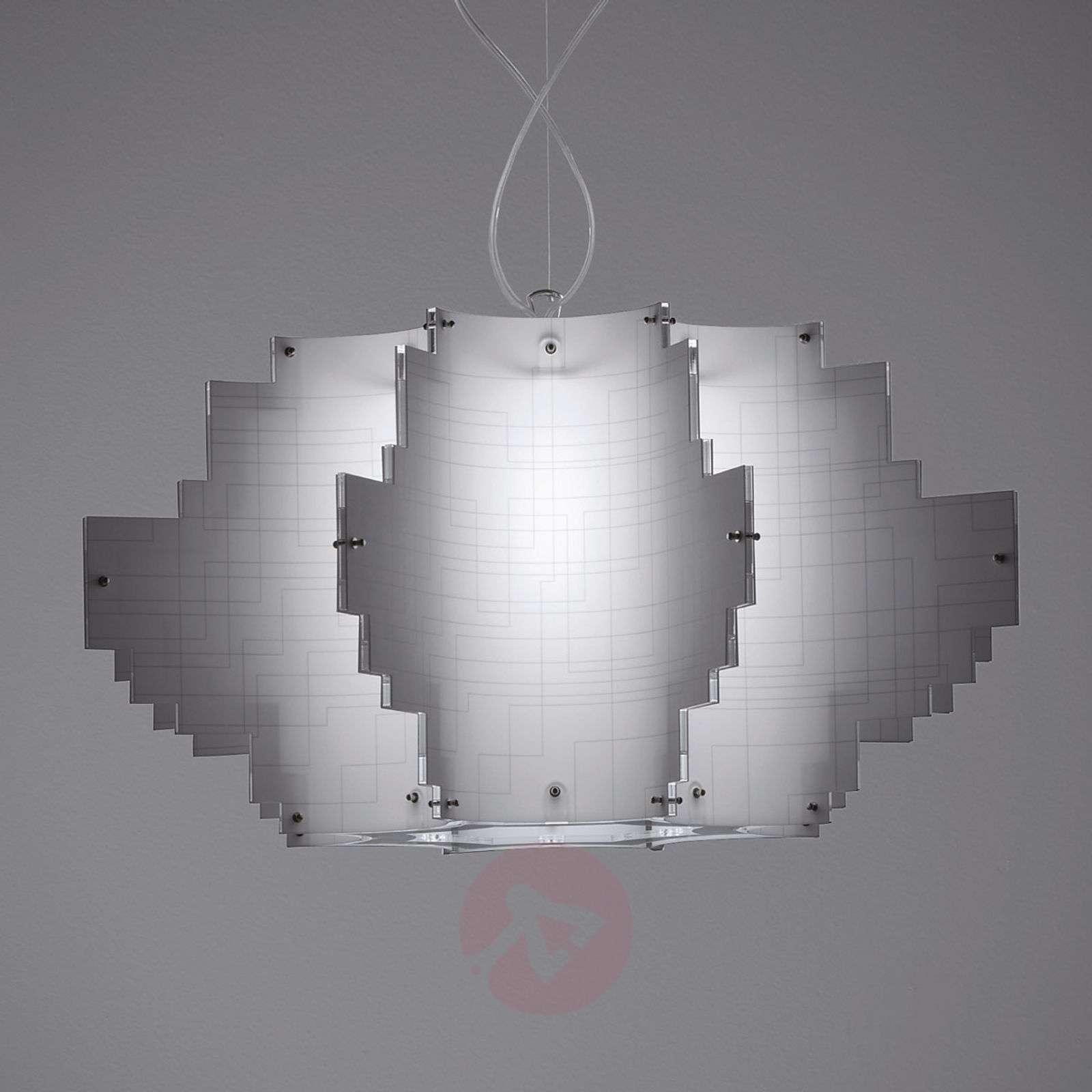 Nuvola-design-riippuvalaisin, valkoinen-1056022-01