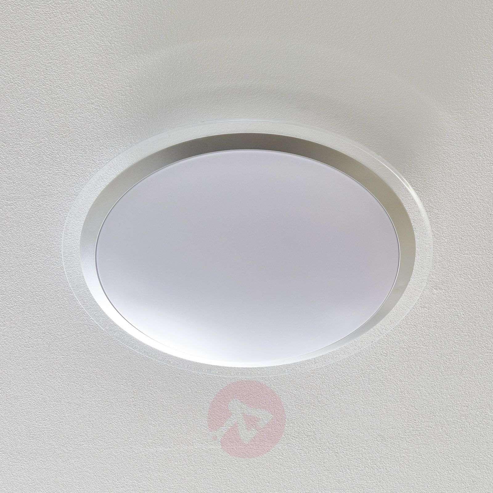 Ohjattava Competa Connect-LED-kattovalaisin-3032067-01