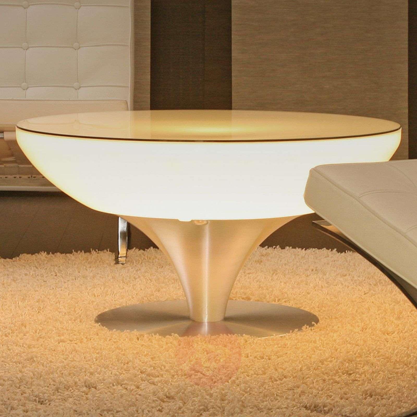 Ohjattava pöytä Lounge LED Pro Accu 45cm-6537048-01