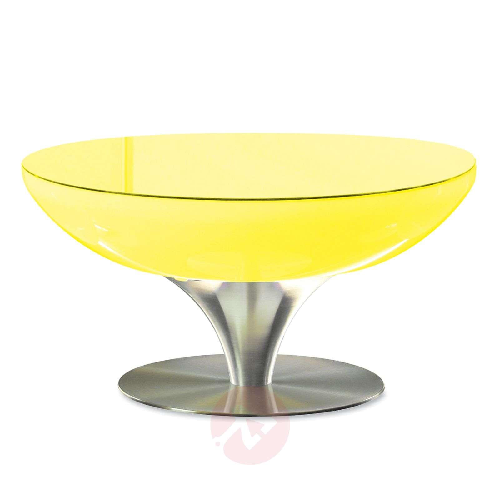 Ohjattava pöytä Lounge LED Pro Accu-6537048X-01