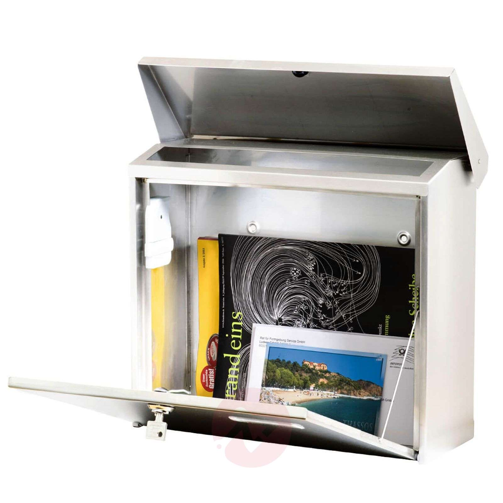 Olymp-postilaatikko, valkoinen-1532070-02