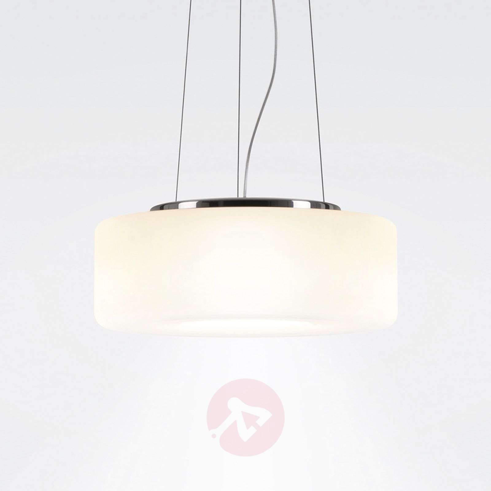 Opaali LED-riippuvalaisin Curling S-8550044-01
