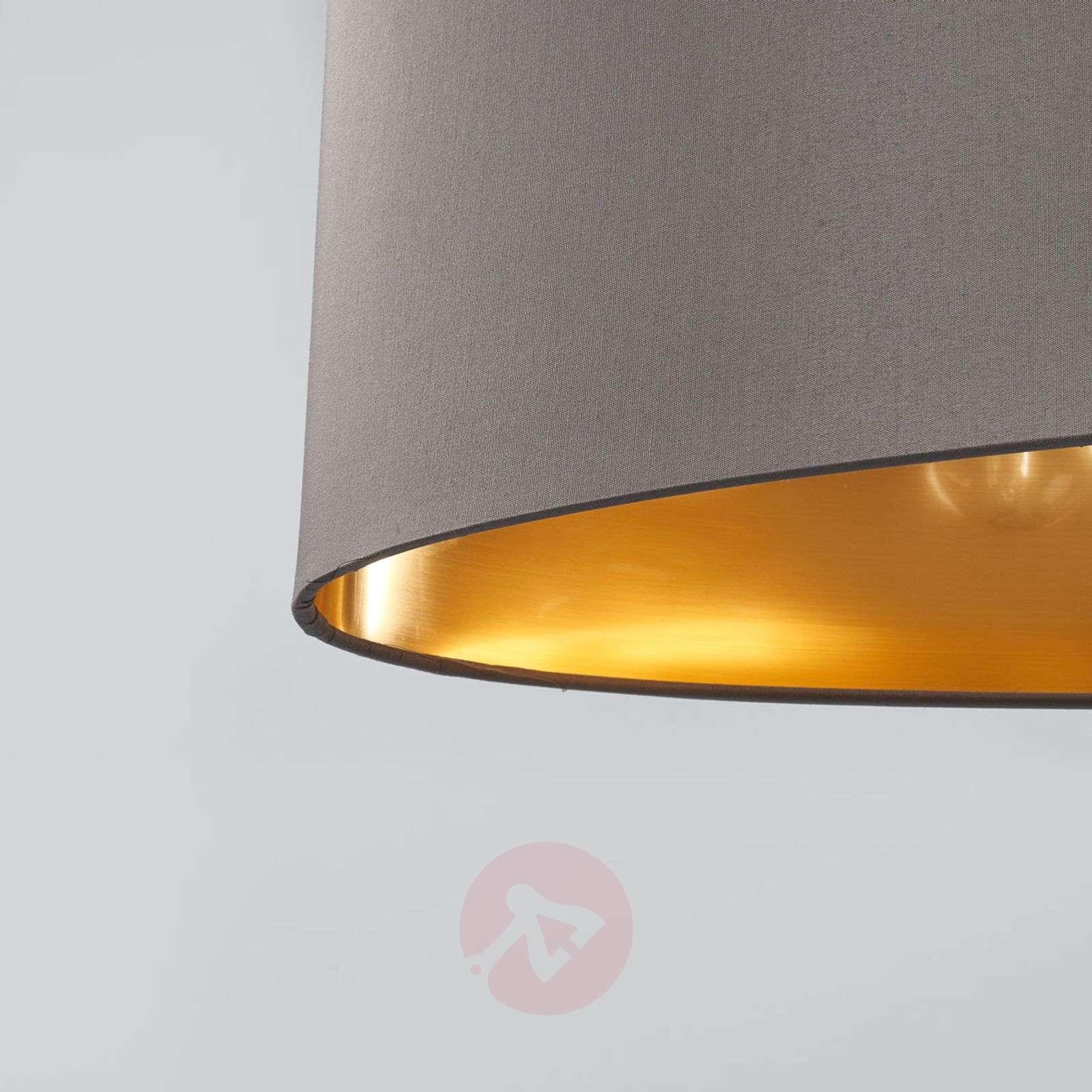 Ovaalinmuotoinen Capri-riippuvalaisin, 78 cm-3031703-01