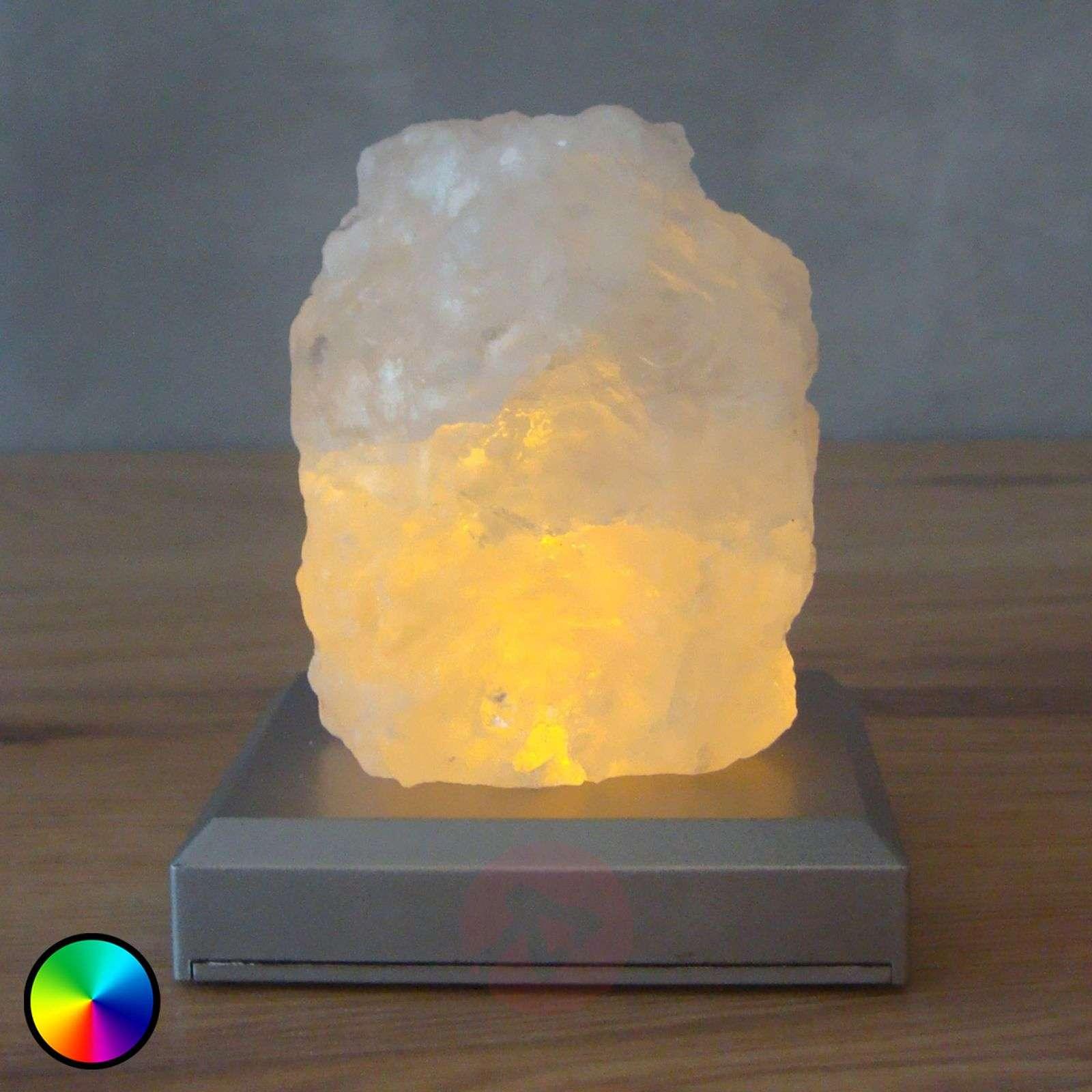Paristokäyttöinen Salzberg-LED-pöytävalaisin-9608049-01
