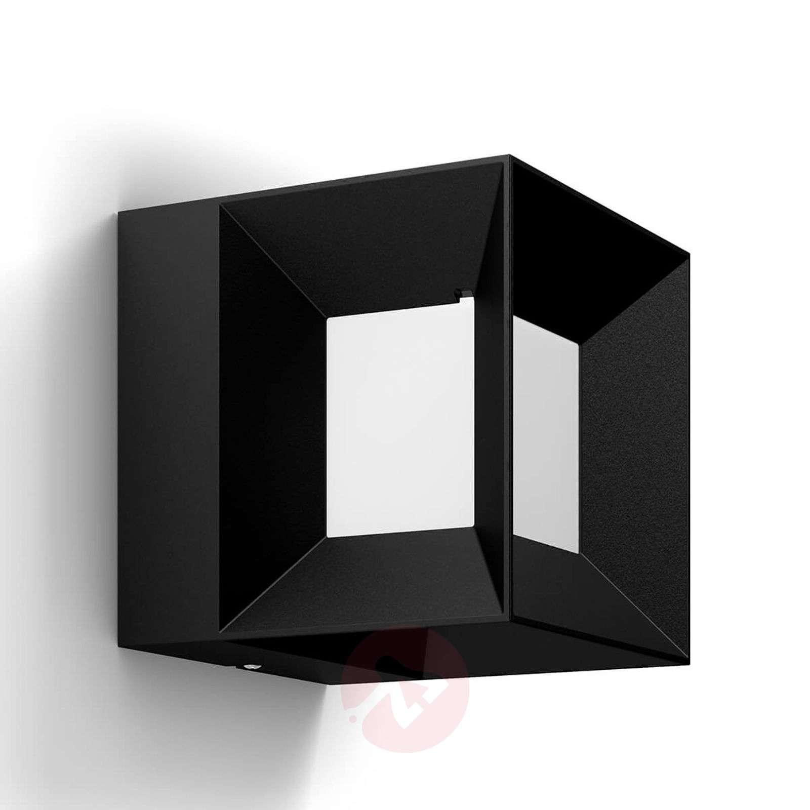 Parterre – kuutiomainen LED-ulkoseinävalaisin-7531902-01