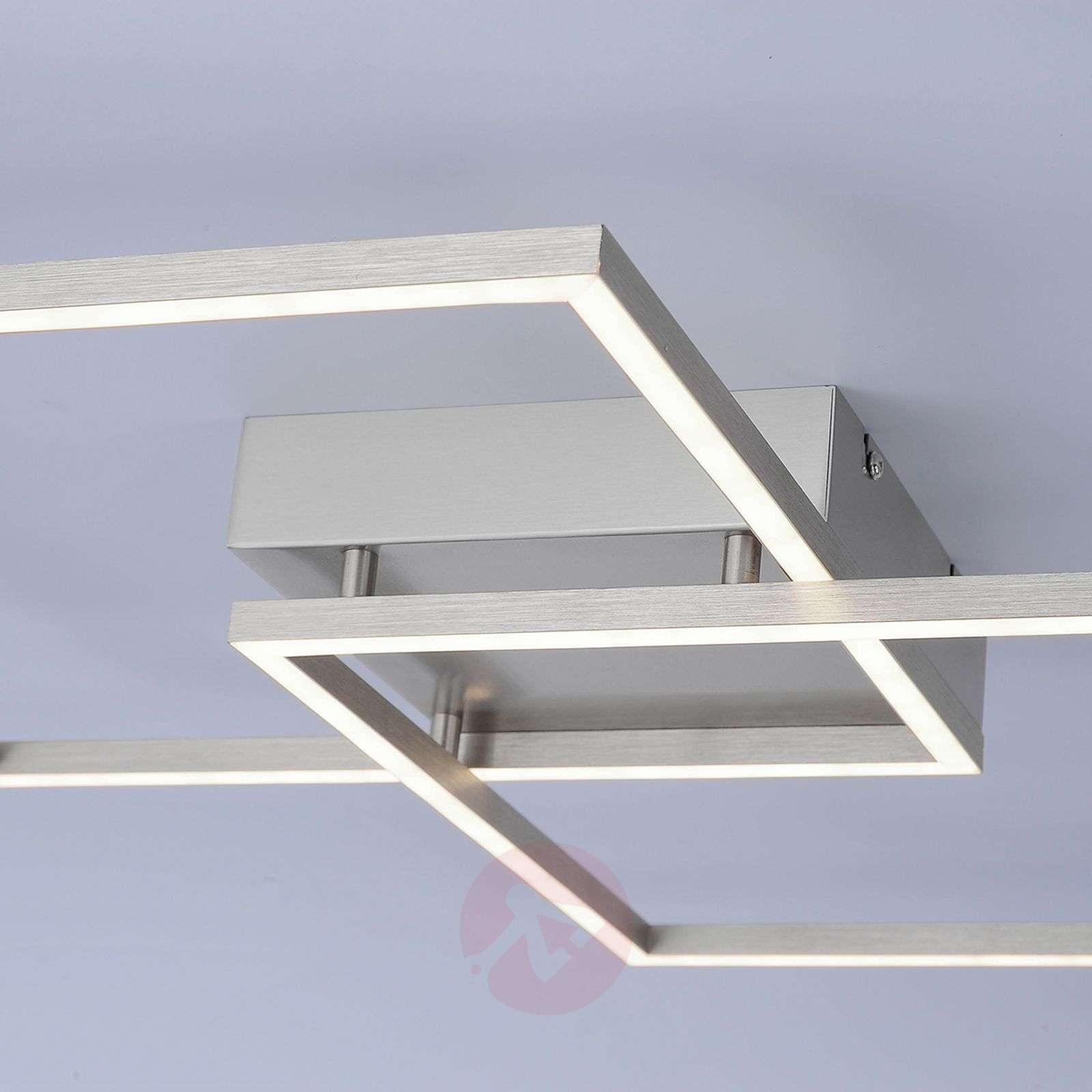 Paul Neuhaus Q-INIGO LED-kattovalaisin 2-lampp.-7610485X-01