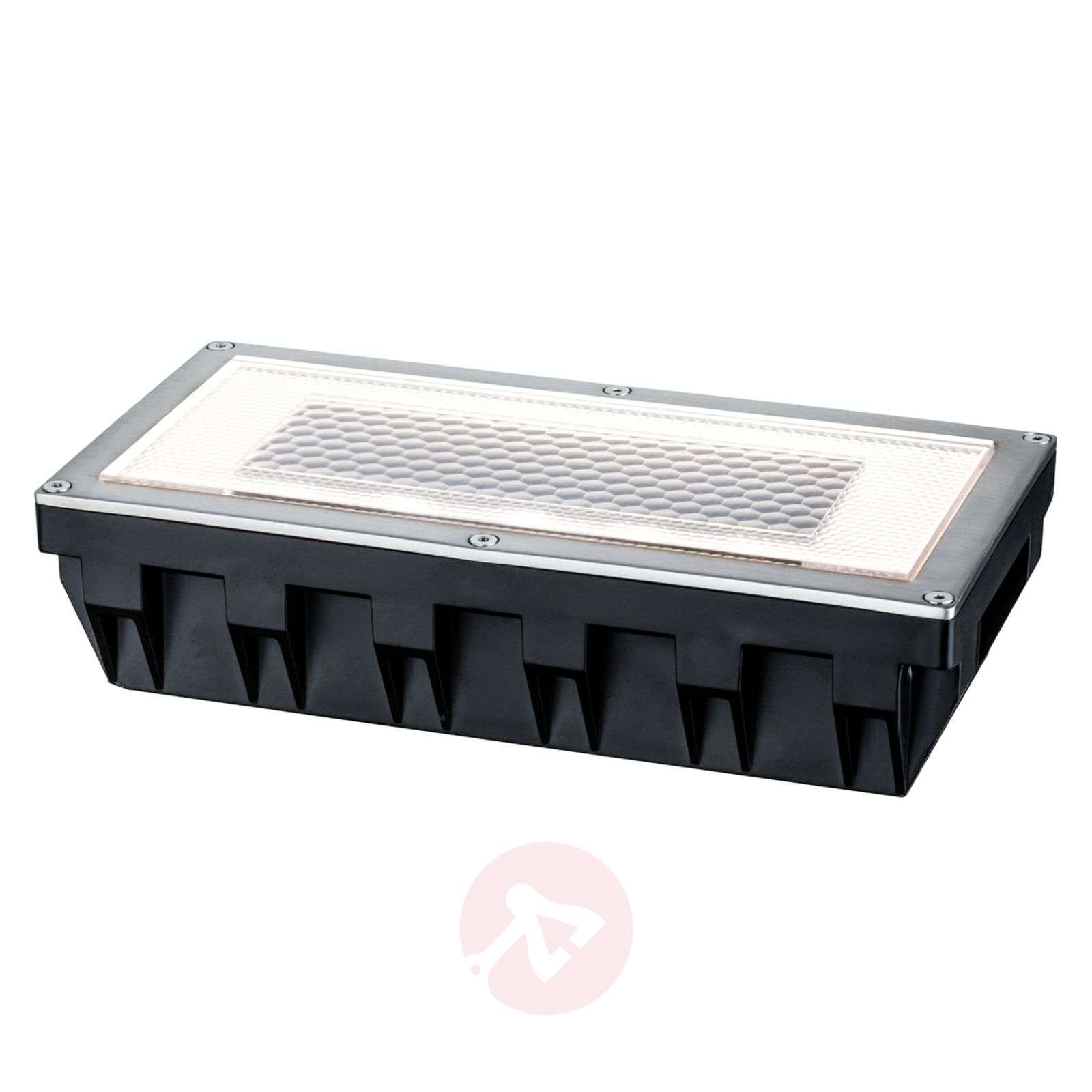 Paulmann Solar Box LED-lattiauppovalaisin 20x10cm-7600637-01