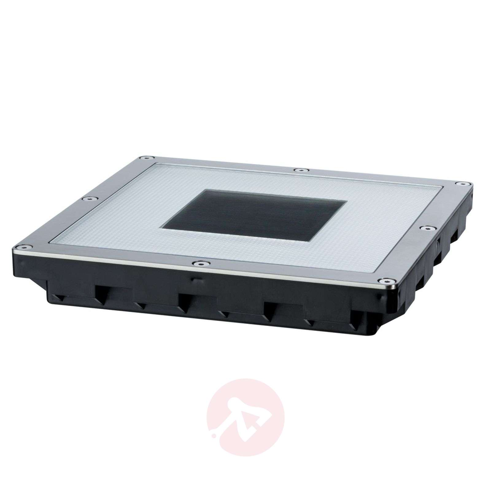 Paulmann Solar Box LED-lattiauppovalaisin 20x20cm-7600840-01
