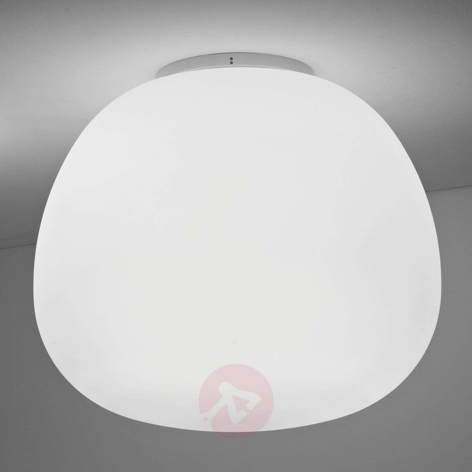 Pehmeänvalkoinen kattovalaisin Mochi E27-3503152X-01