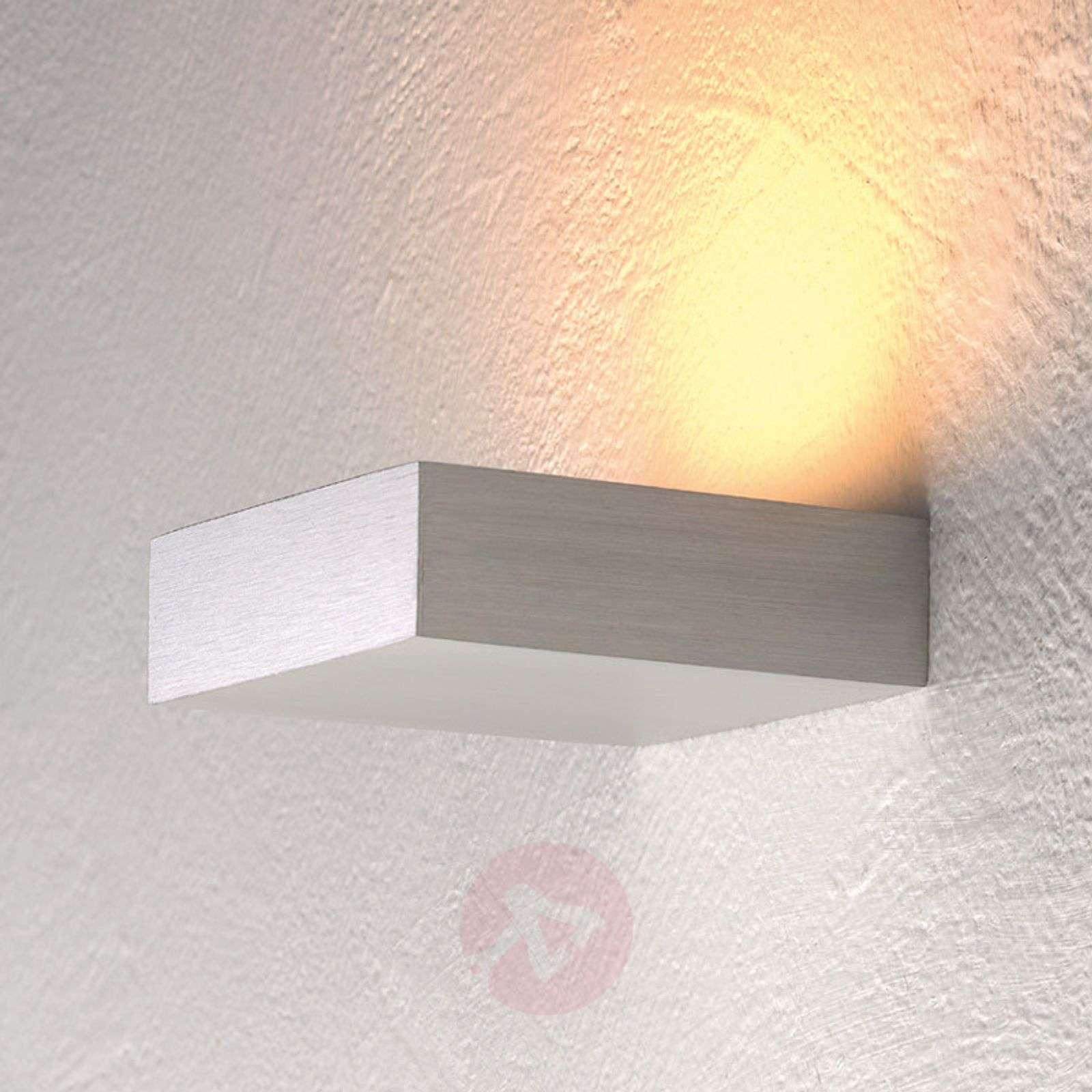 Pelkistetty LED-seinävalonheitin Cubus-1556049-01