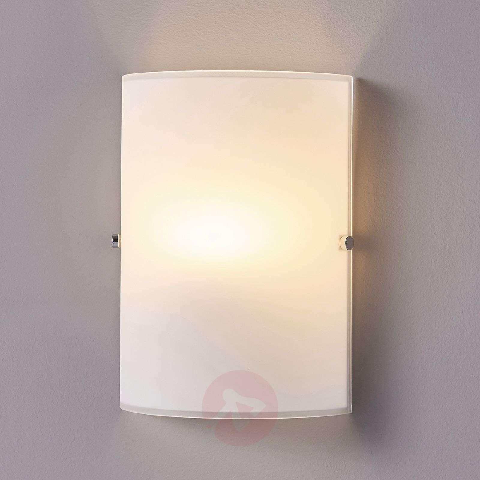 Pelkistetty seinävalaisin Giulia huurrelasia-9620889-011