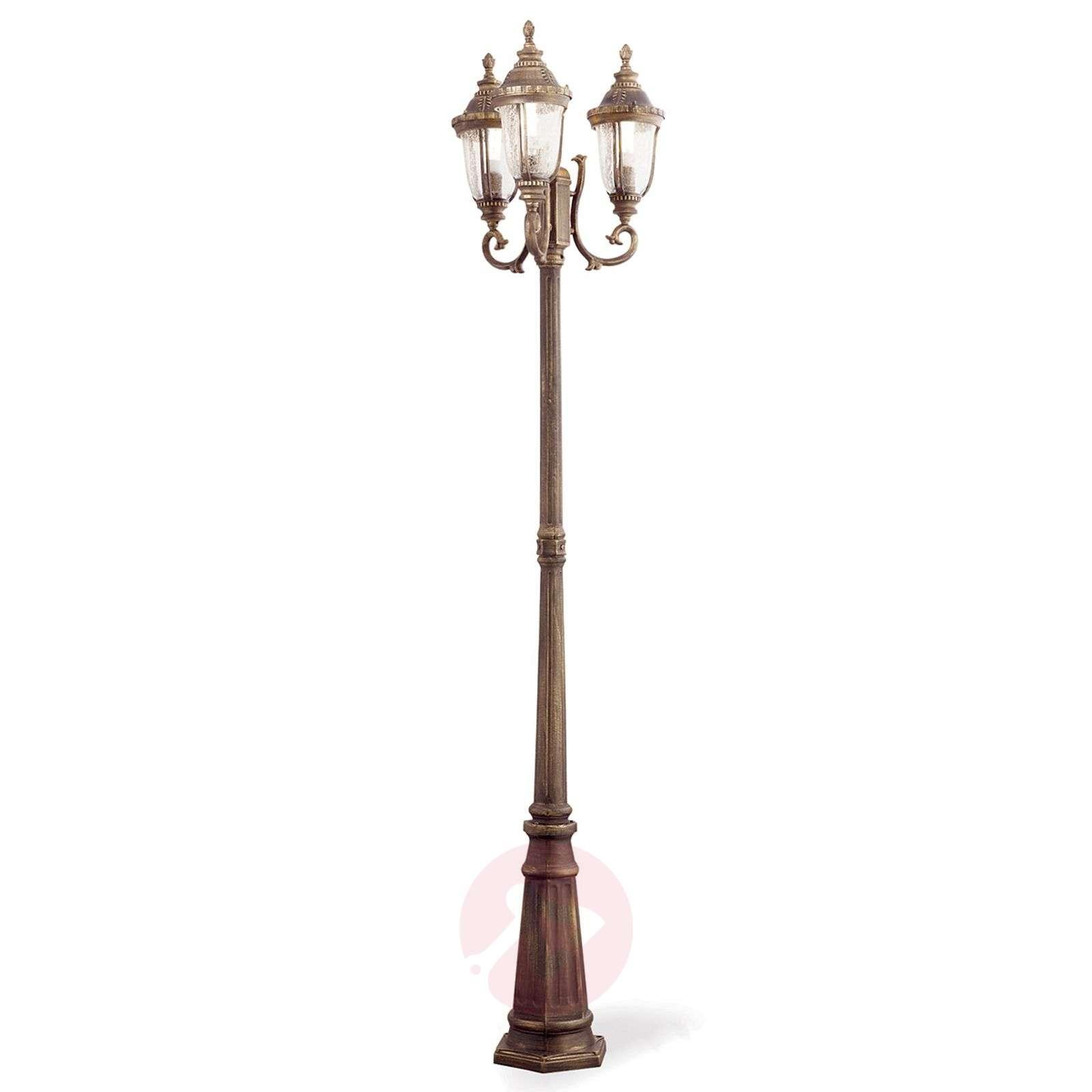 Perinteinen 3-lamppuinen Kynttelikkö PAULA-7253245-01
