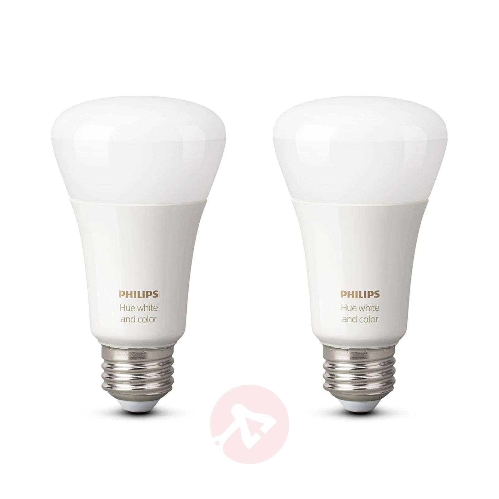 Philips Hue 2 x 10 W E27 White + Color Ambiance-7532035-01