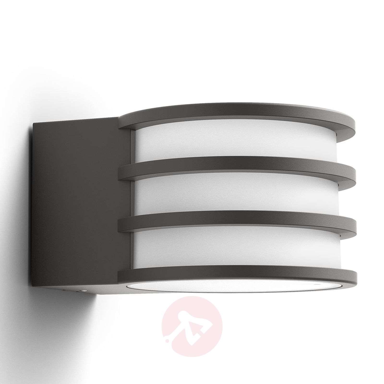 Philips Hue-LED-ulkoseinälamppu Lucca-7534048-01