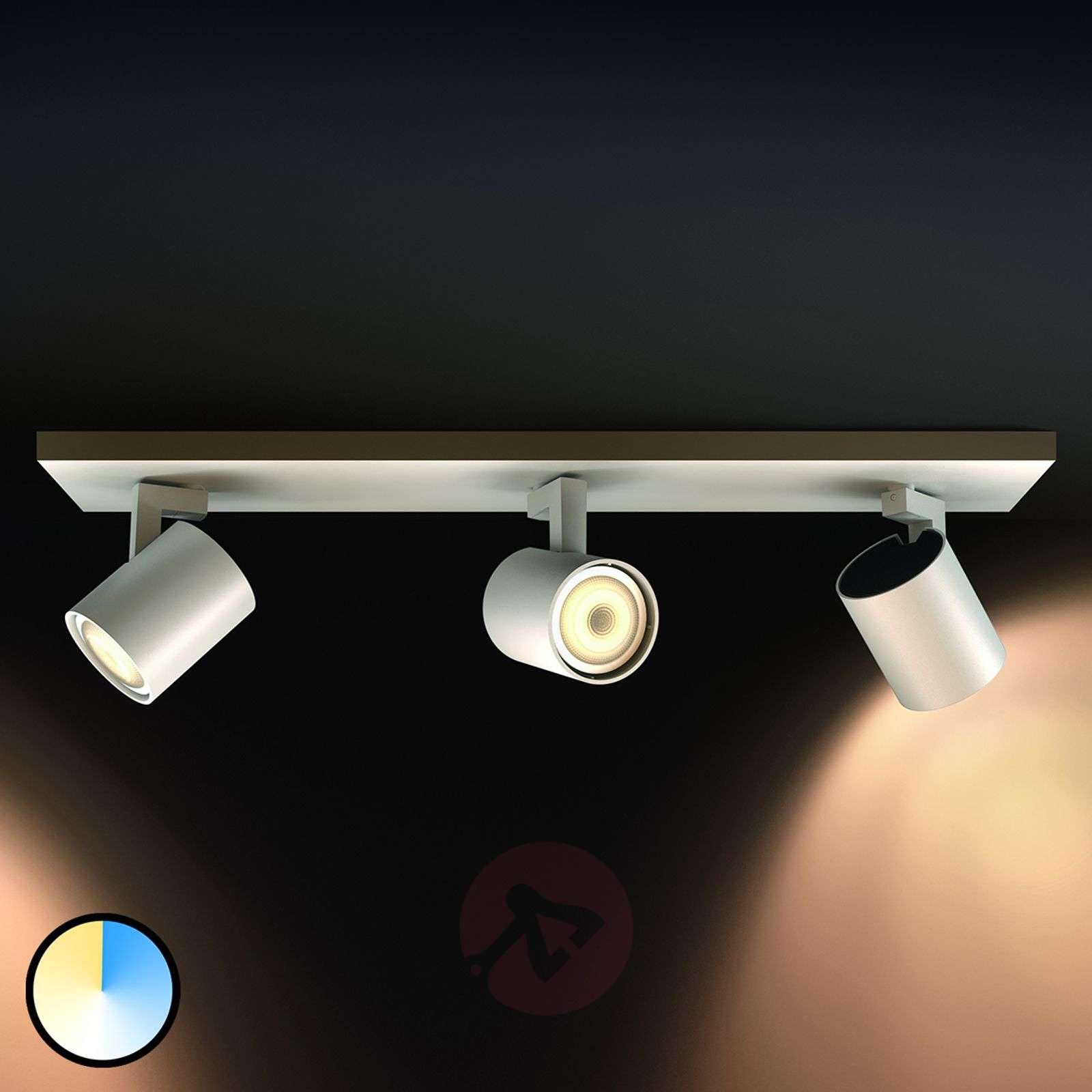 Philips Hue Runner 3-lamppuinen valkoinen-7531893-01