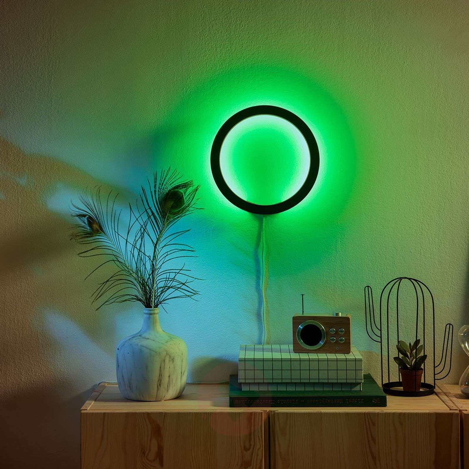 Philips Hue Sana LED-seinävalaisin, musta-7534094-01