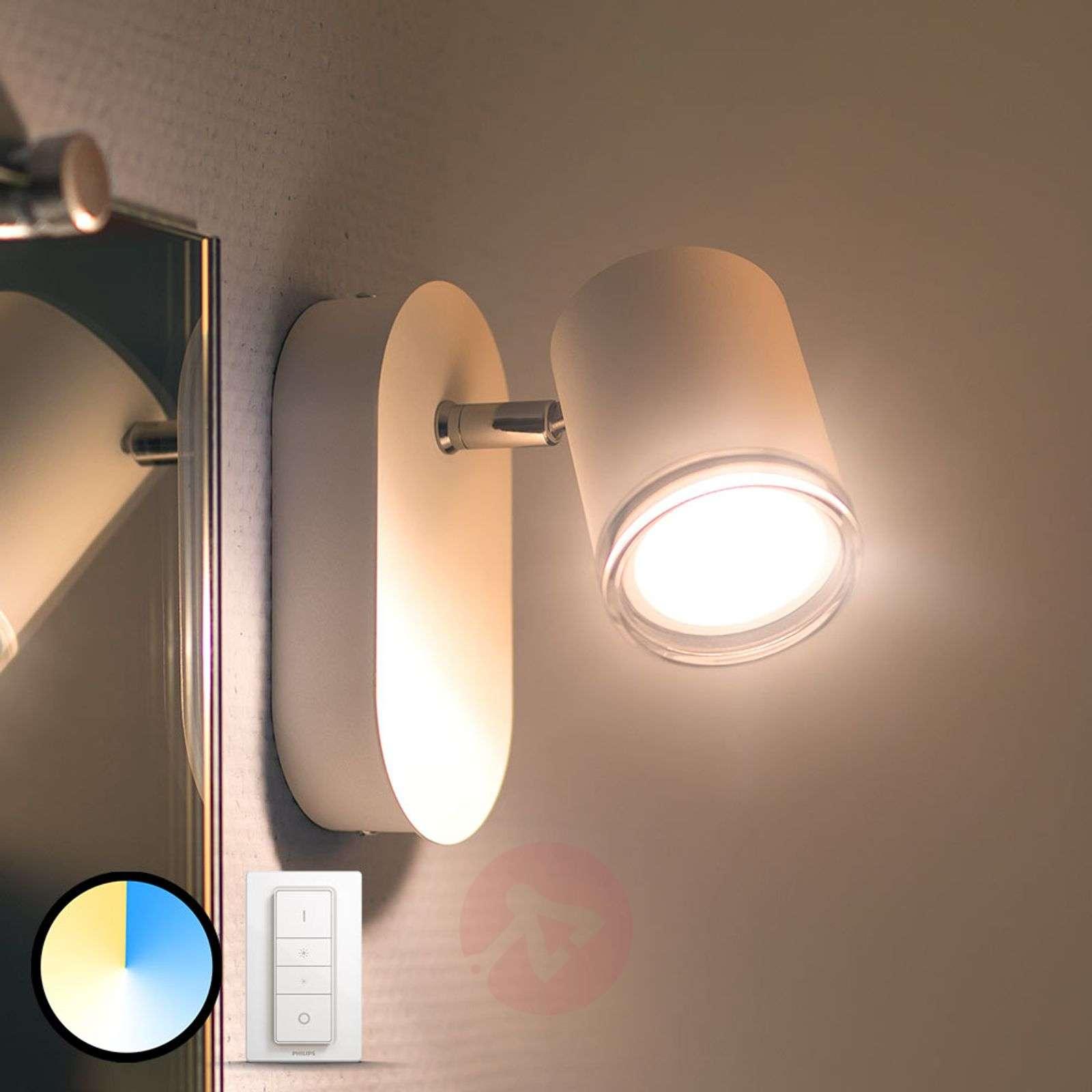 Philips Hue White Ambiance Adore LED-spottivalo-7534071-01