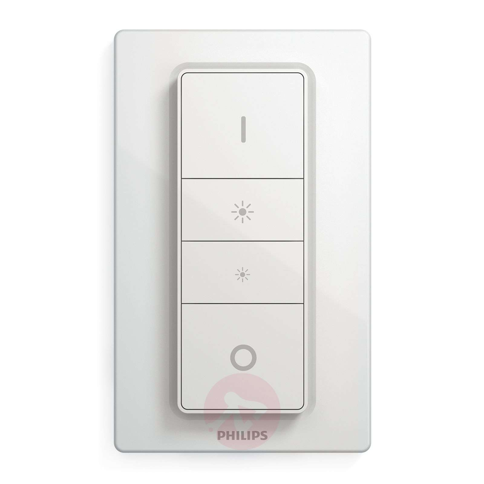 Philips Hue White Ambiance Fair, musta-7531870-01